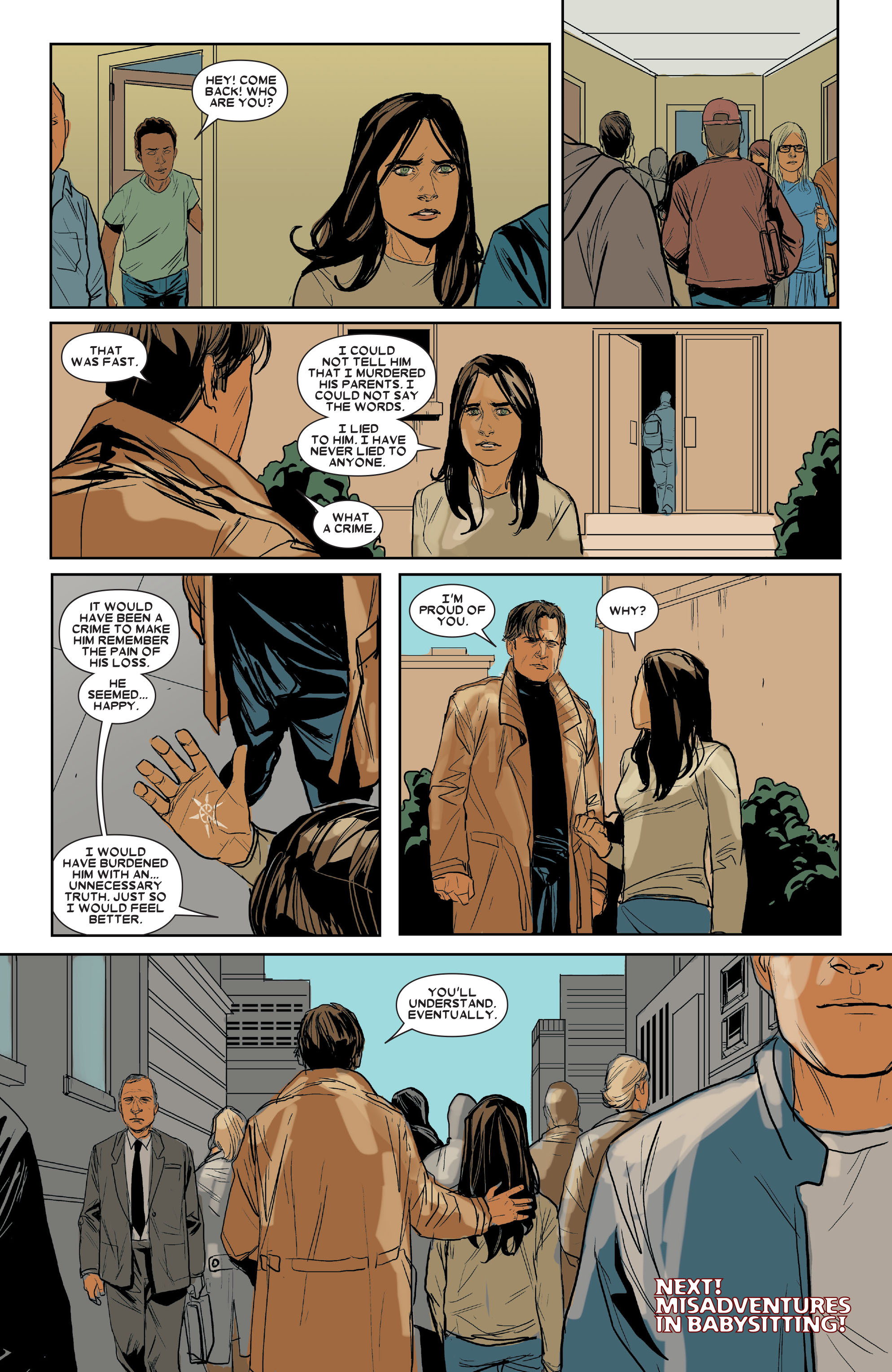 Read online X-23 (2010) comic -  Issue #16 - 22