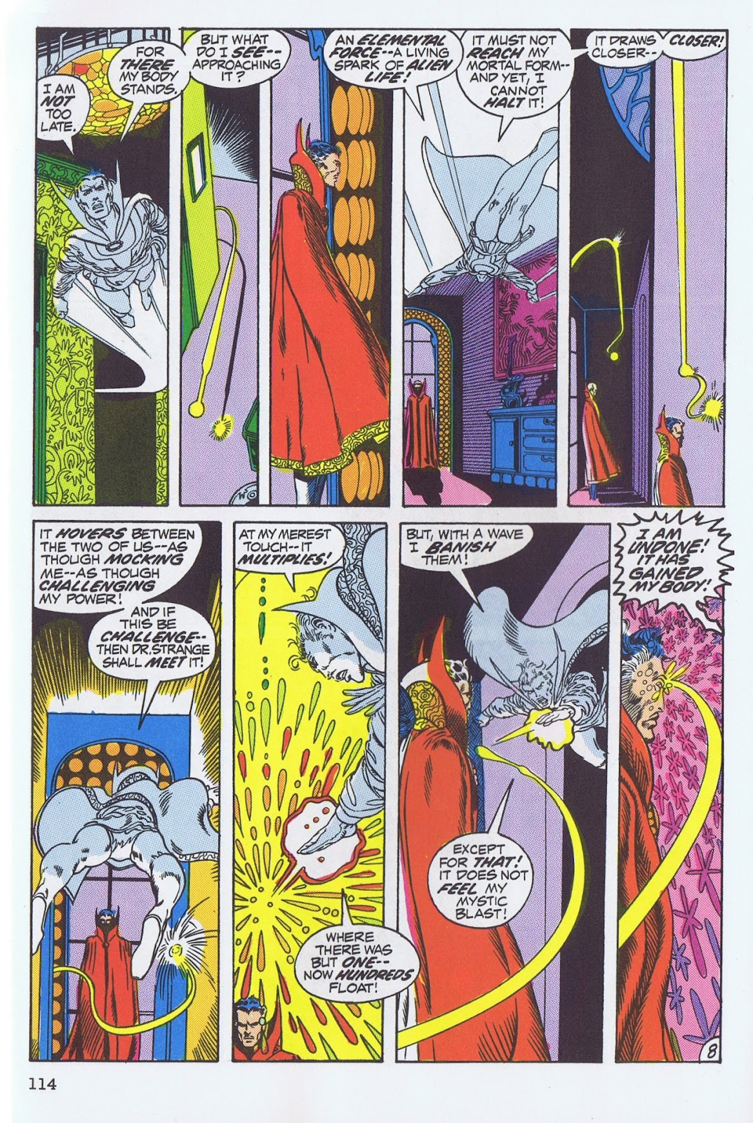 Doctor Strange: Master of the Mystic Arts issue TPB - Page 108