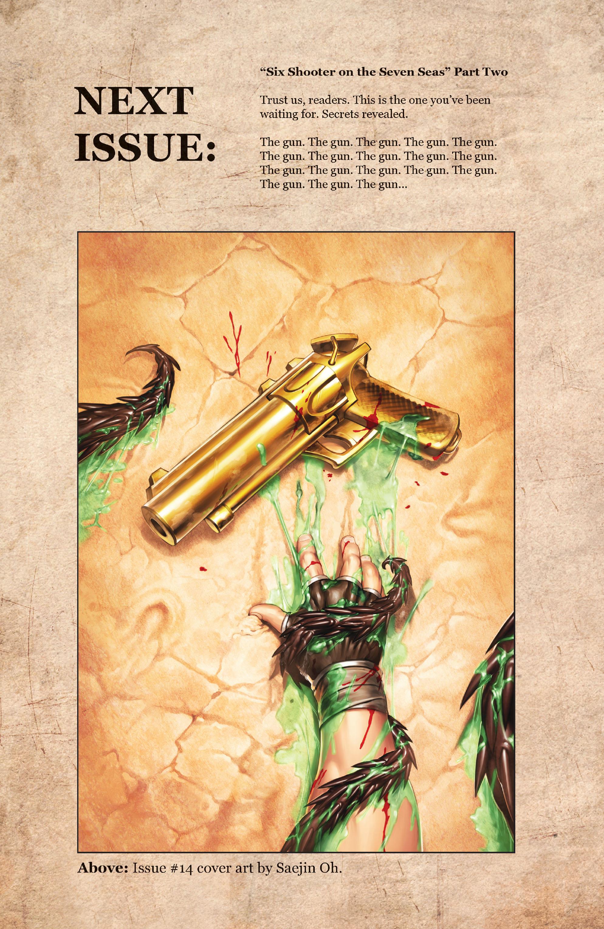 Read online Skullkickers comic -  Issue #13 - 25