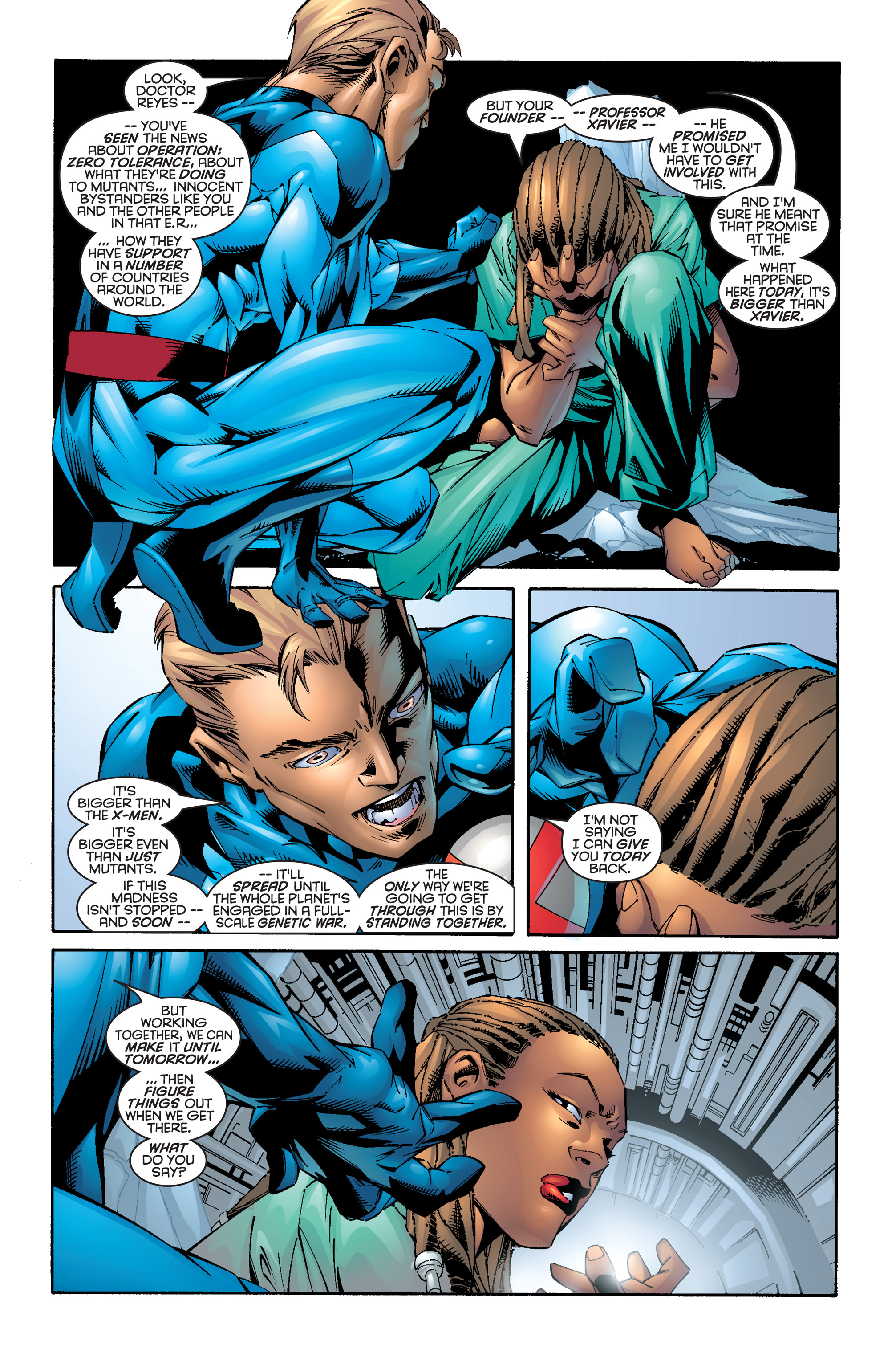 X-Men (1991) 66 Page 18