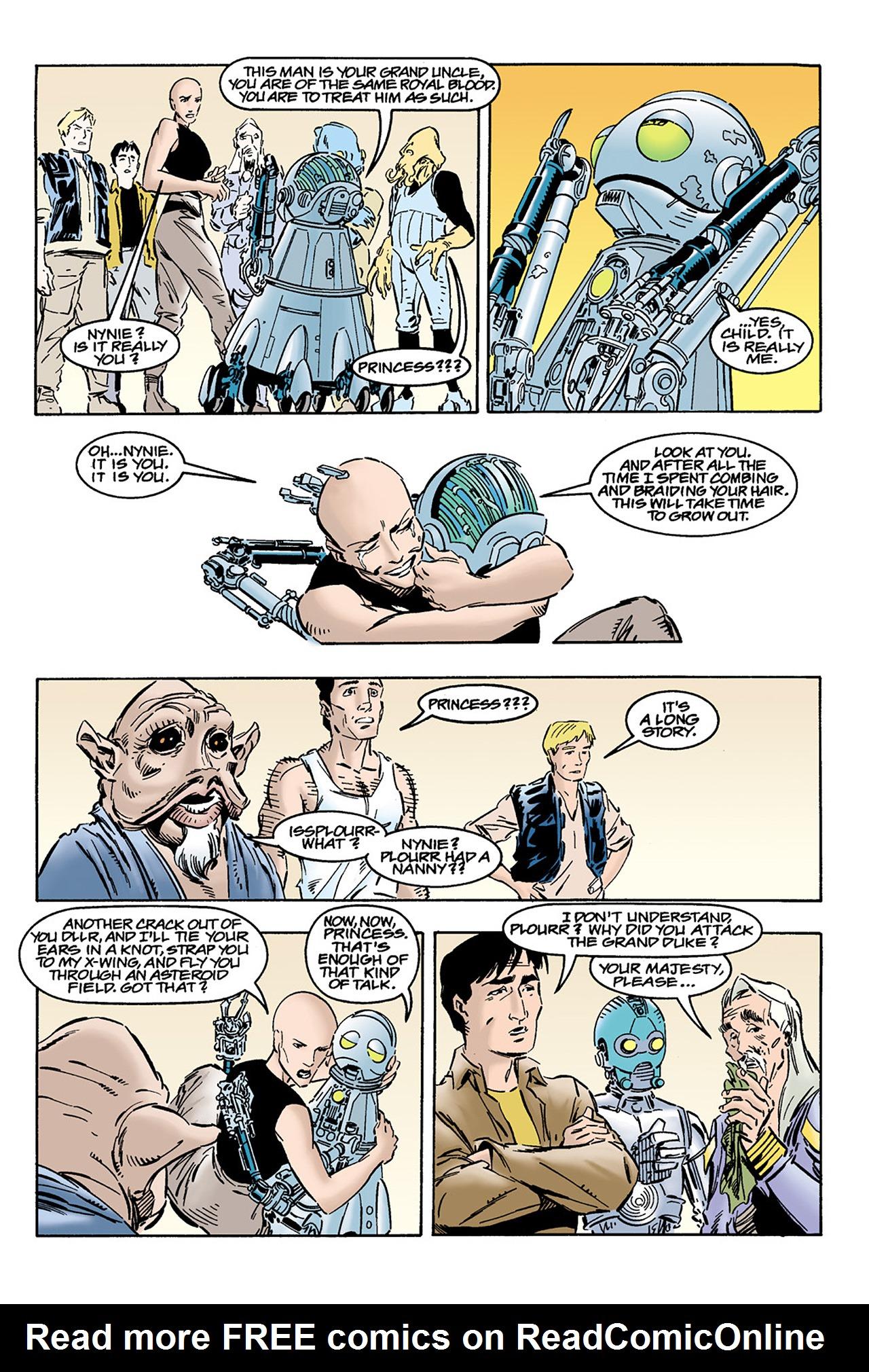 Read online Star Wars Omnibus comic -  Issue # Vol. 2 - 136