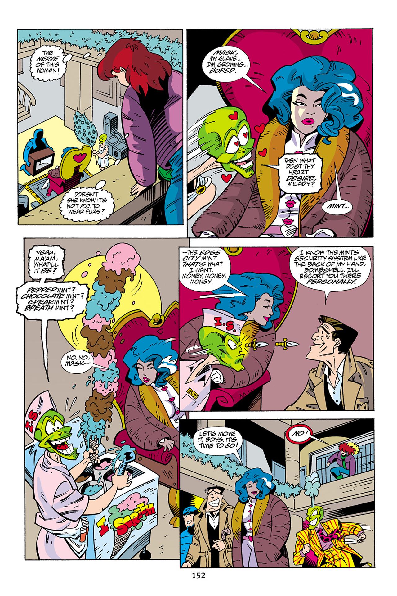 Read online Adventures Of The Mask Omnibus comic -  Issue #Adventures Of The Mask Omnibus Full - 152