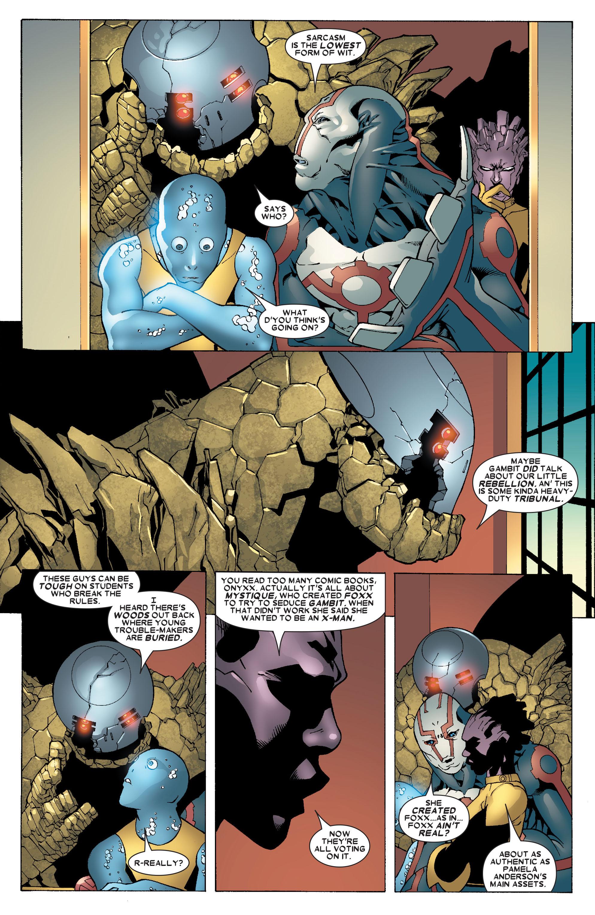 X-Men (1991) 174 Page 8