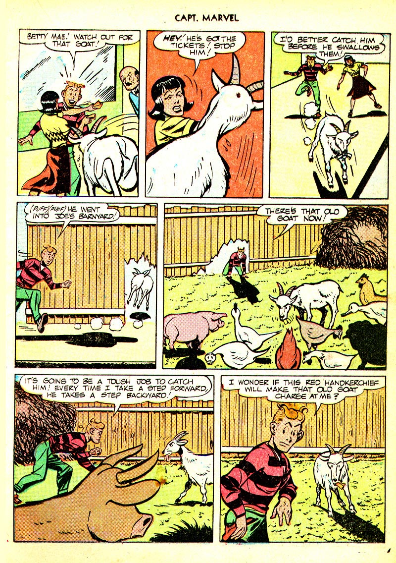 Captain Marvel Adventures issue 93 - Page 15