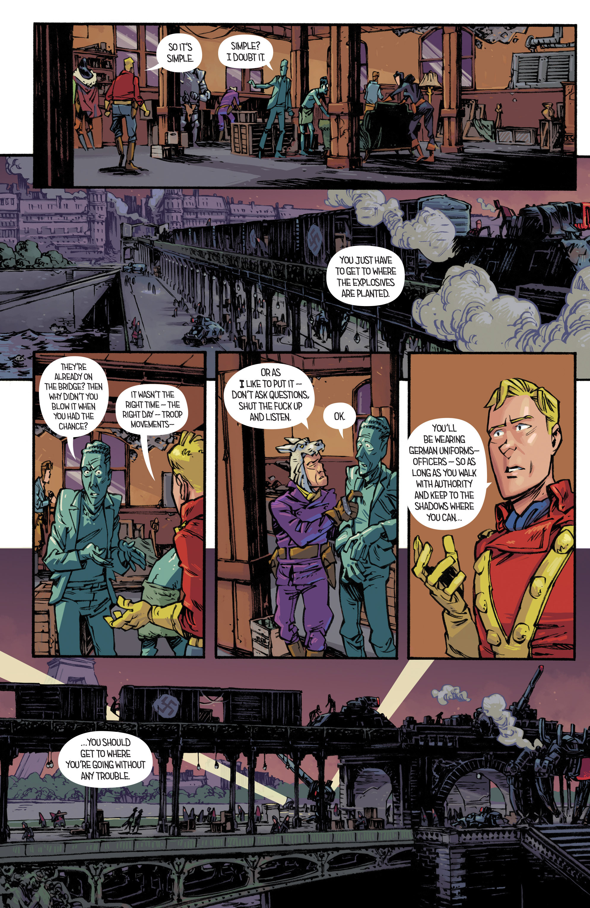 Read online Airboy comic -  Issue #4 - 11