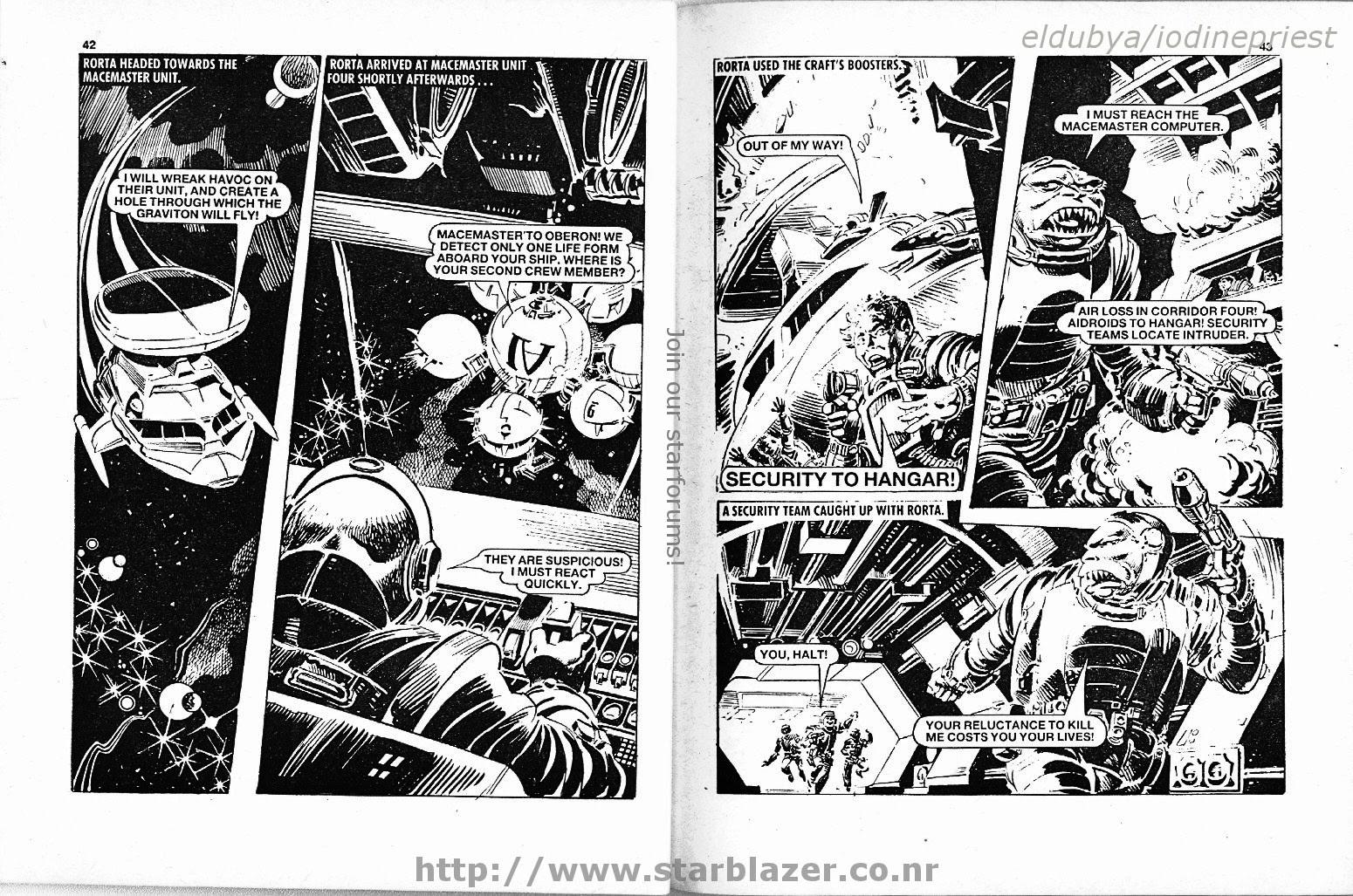 Starblazer issue 171 - Page 23
