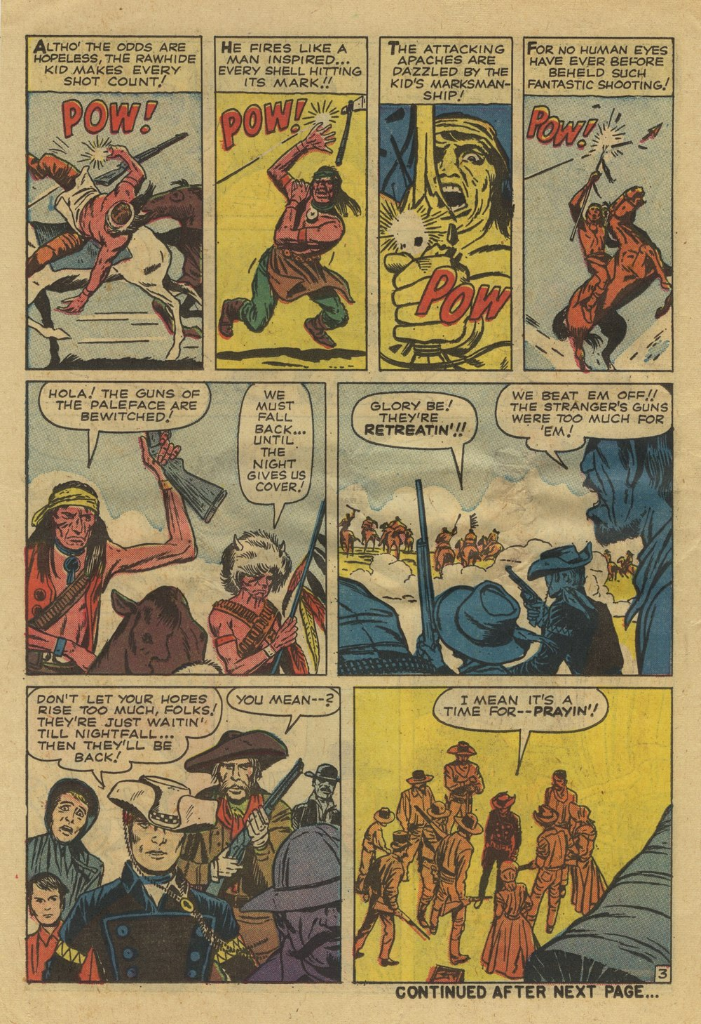 The Rawhide Kid (1955) issue 25 - Page 14