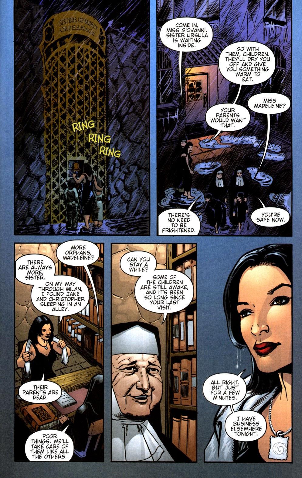 Read online Vampire the Masquerade comic -  Issue # Giovanni - 3