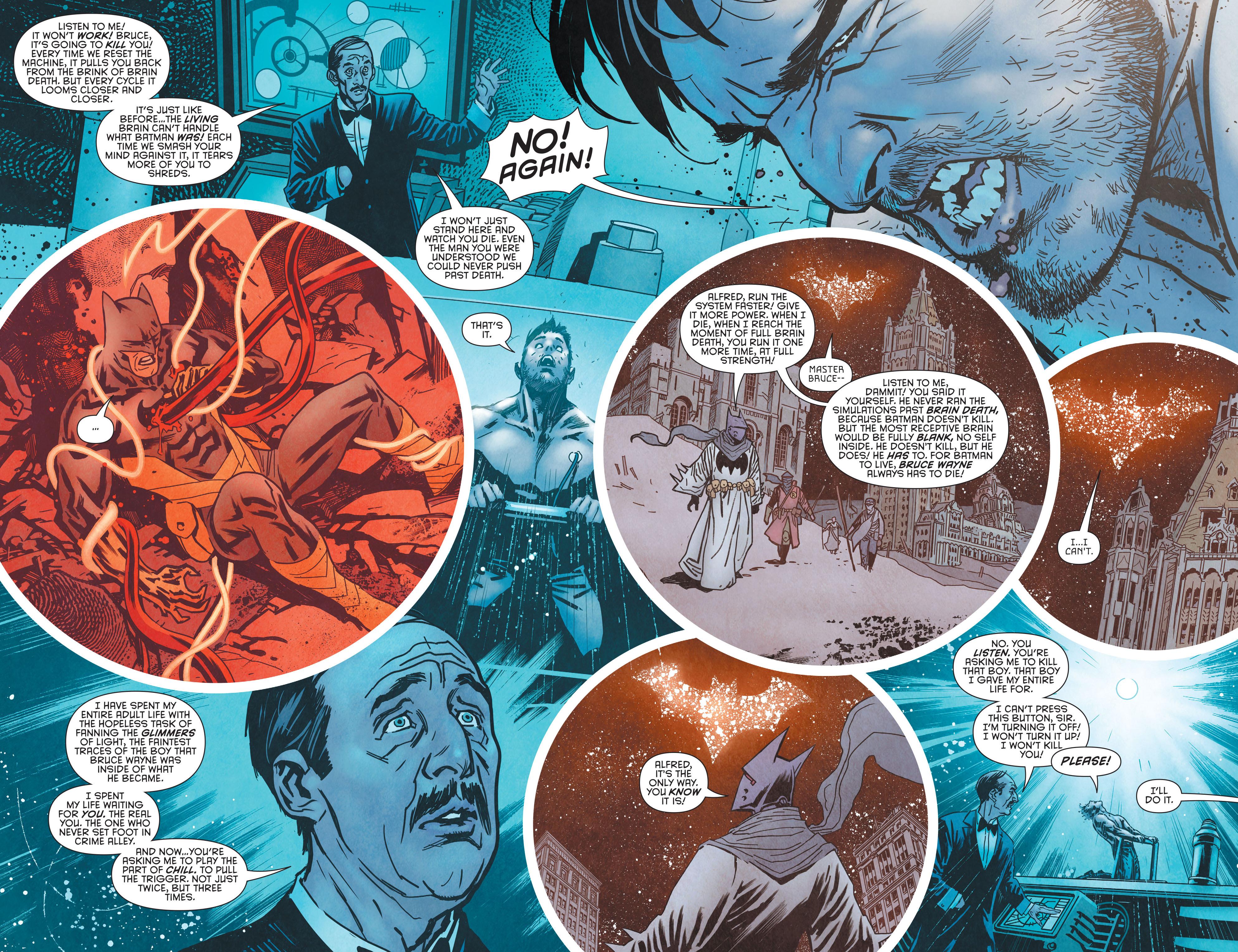 Read online Batman (2011) comic -  Issue # _TPB 9 - 88