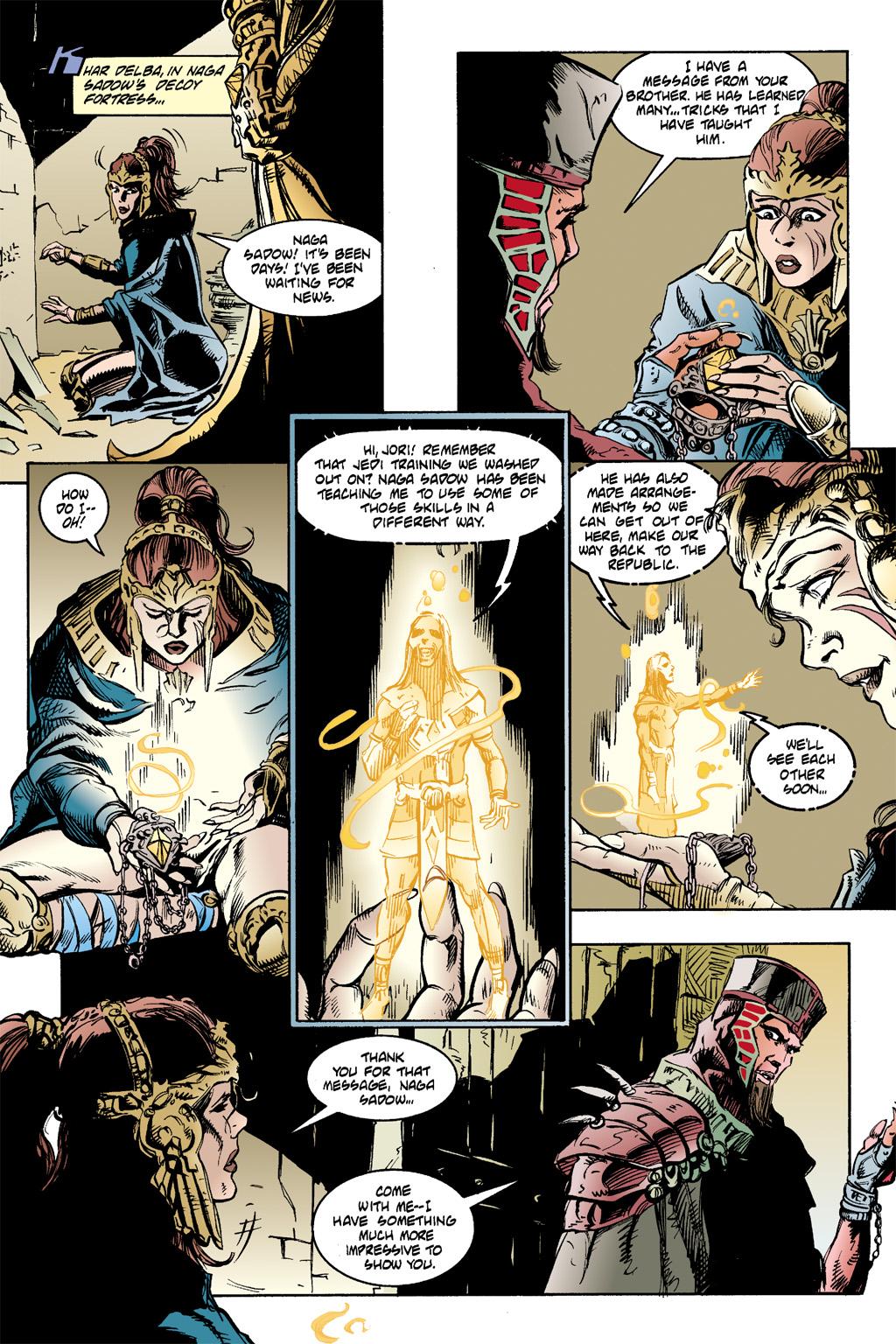 Read online Star Wars Omnibus comic -  Issue # Vol. 4 - 112