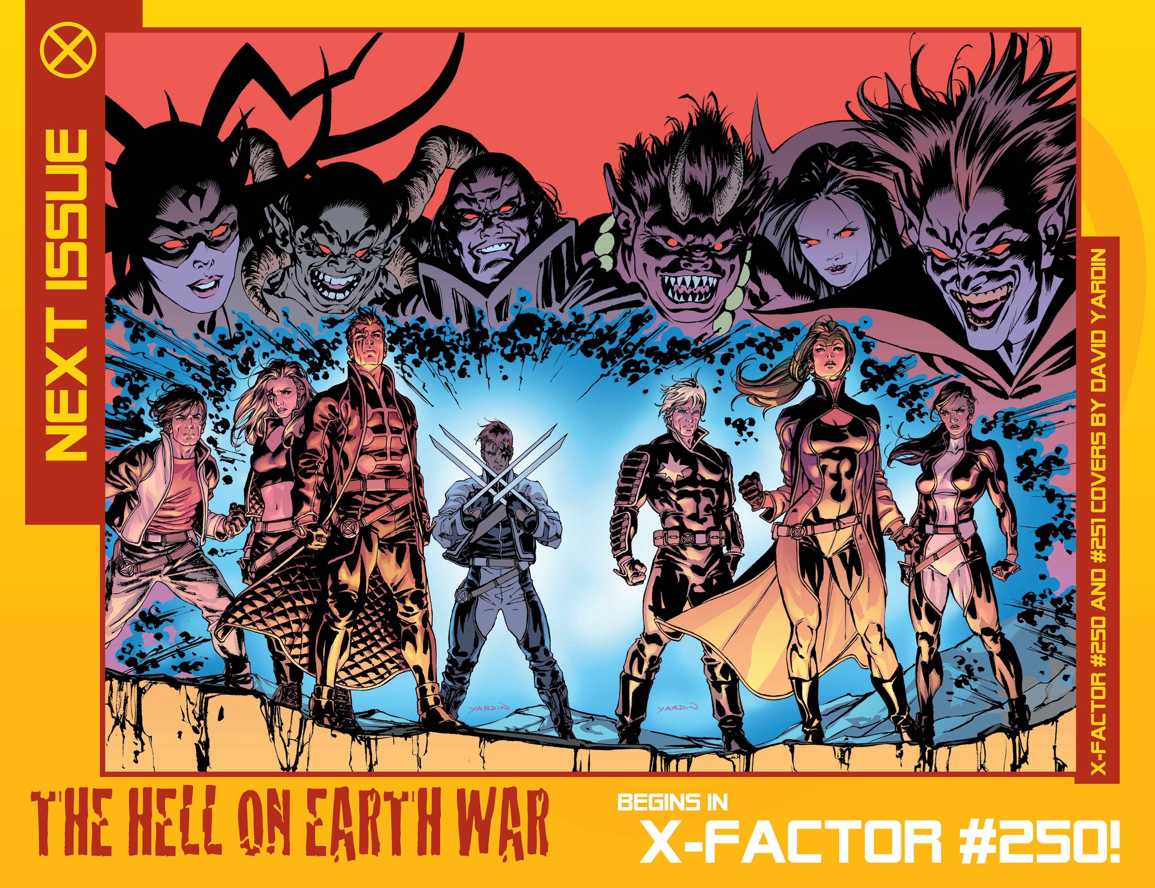 Read online X-Factor (1986) comic -  Issue #249 - 22