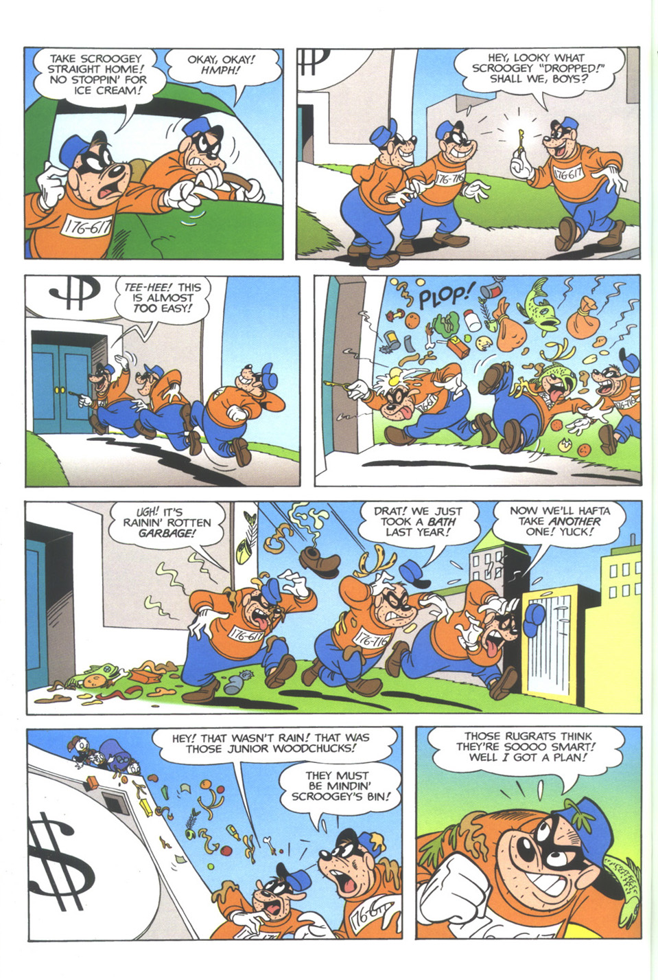 Read online Uncle Scrooge (1953) comic -  Issue #344 - 14