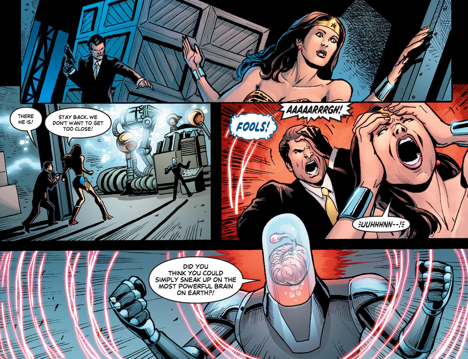Read online Wonder Woman '77 [I] comic -  Issue #21 - 17