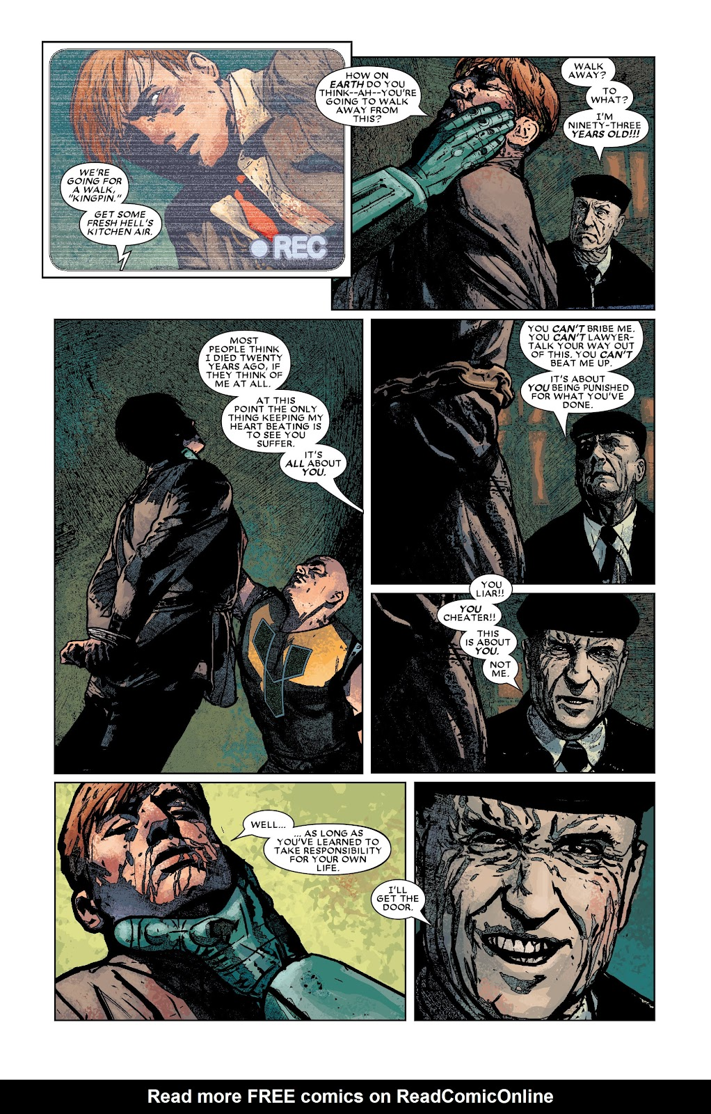 Read online Daredevil (1998) comic -  Issue # _Ultimate_Collection TPB 3 (Part 1) - 64