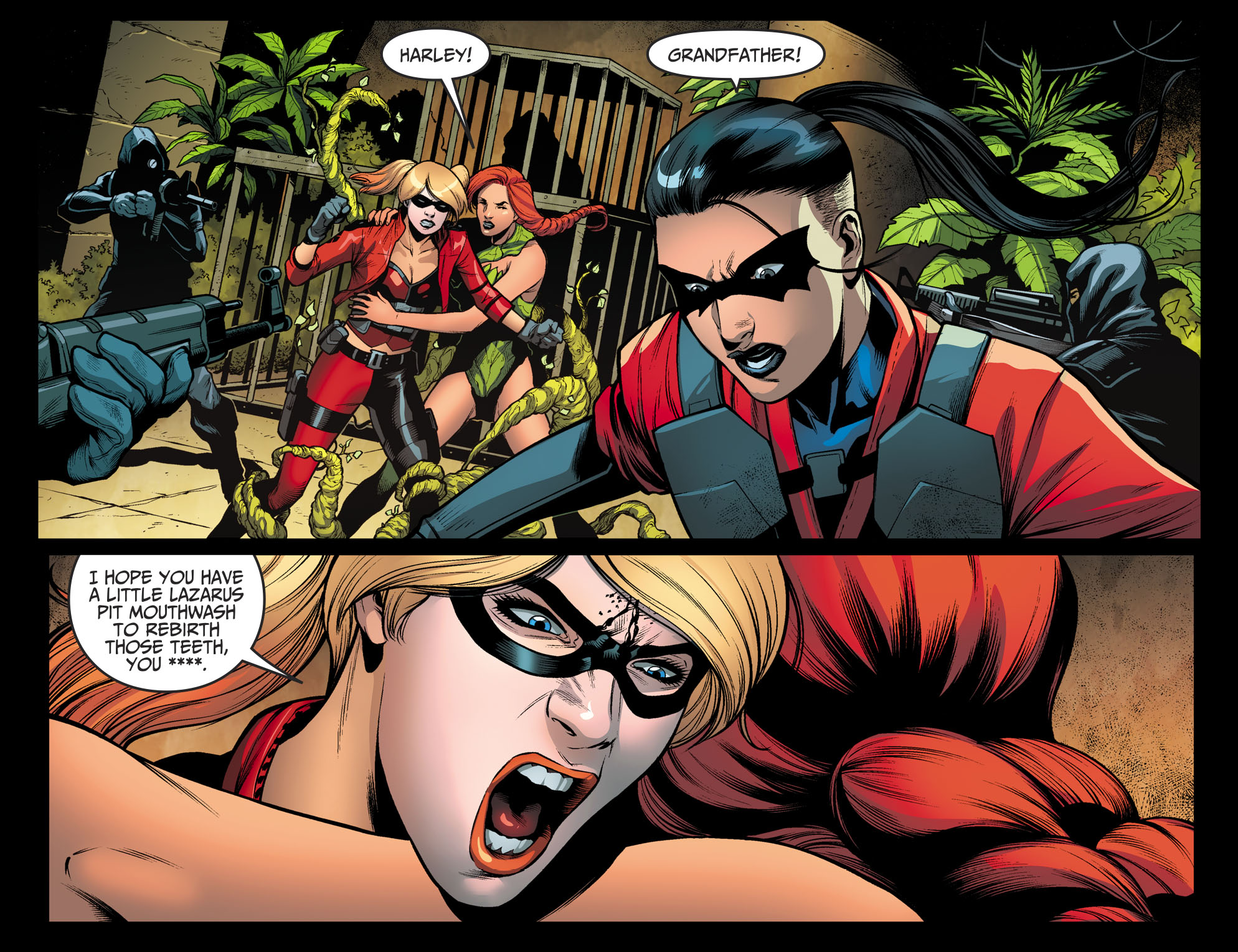 Read online Injustice 2 comic -  Issue #7 - 15