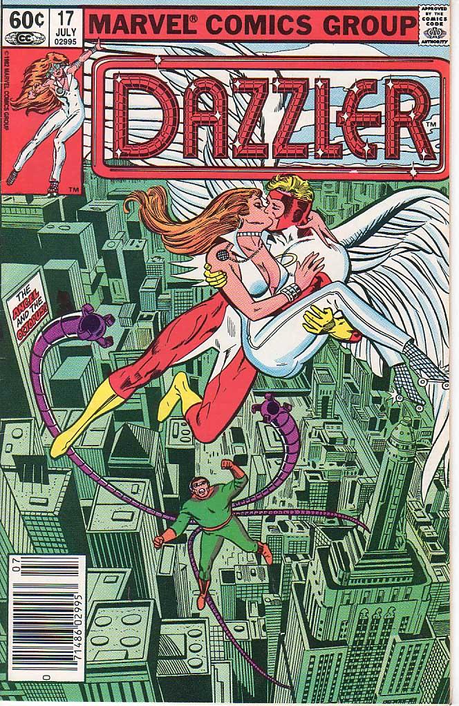 Dazzler (1981) 17 Page 1