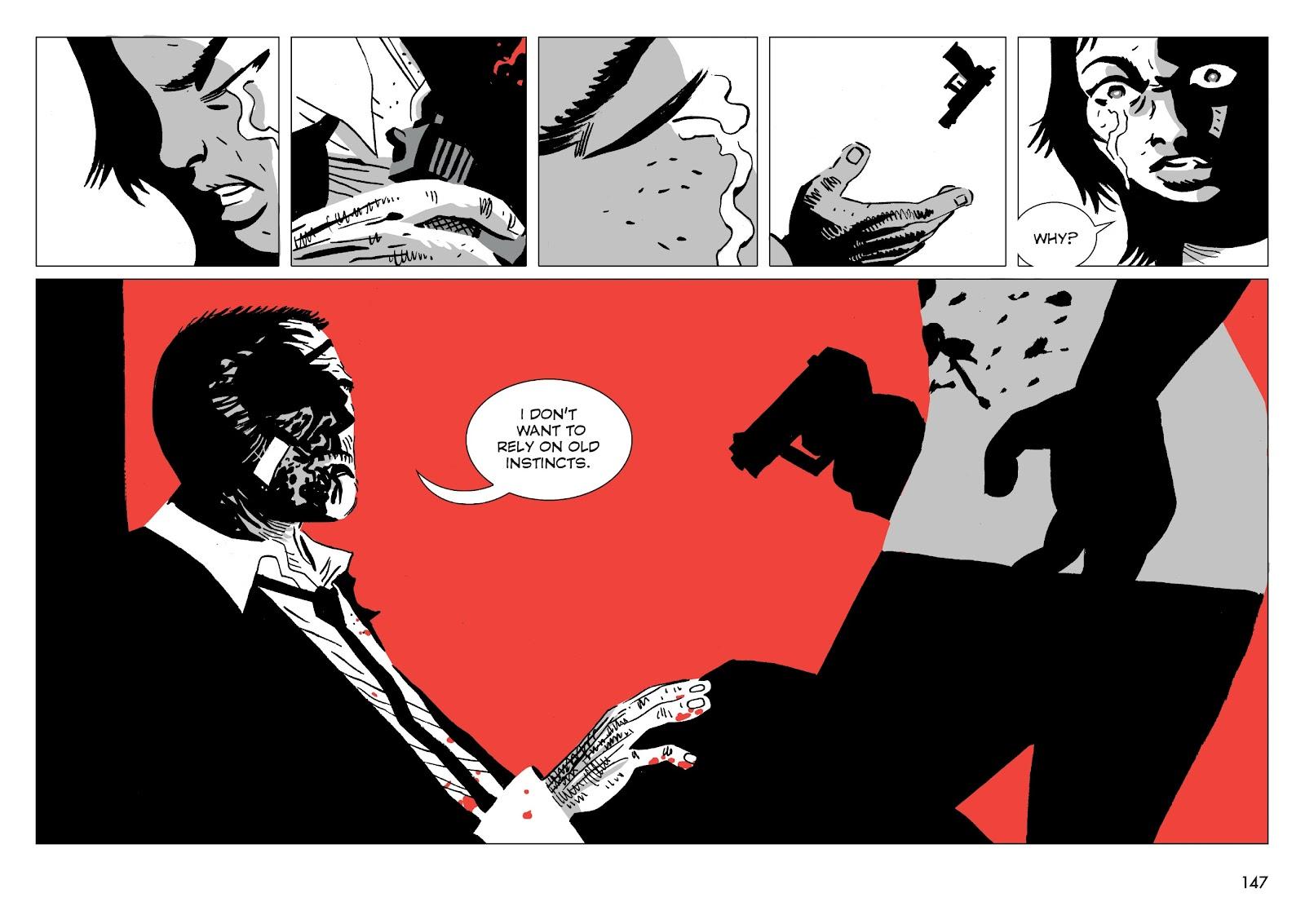 Read online Polar comic -  Issue # TPB The Kaiser Falls (Part 2) - 49