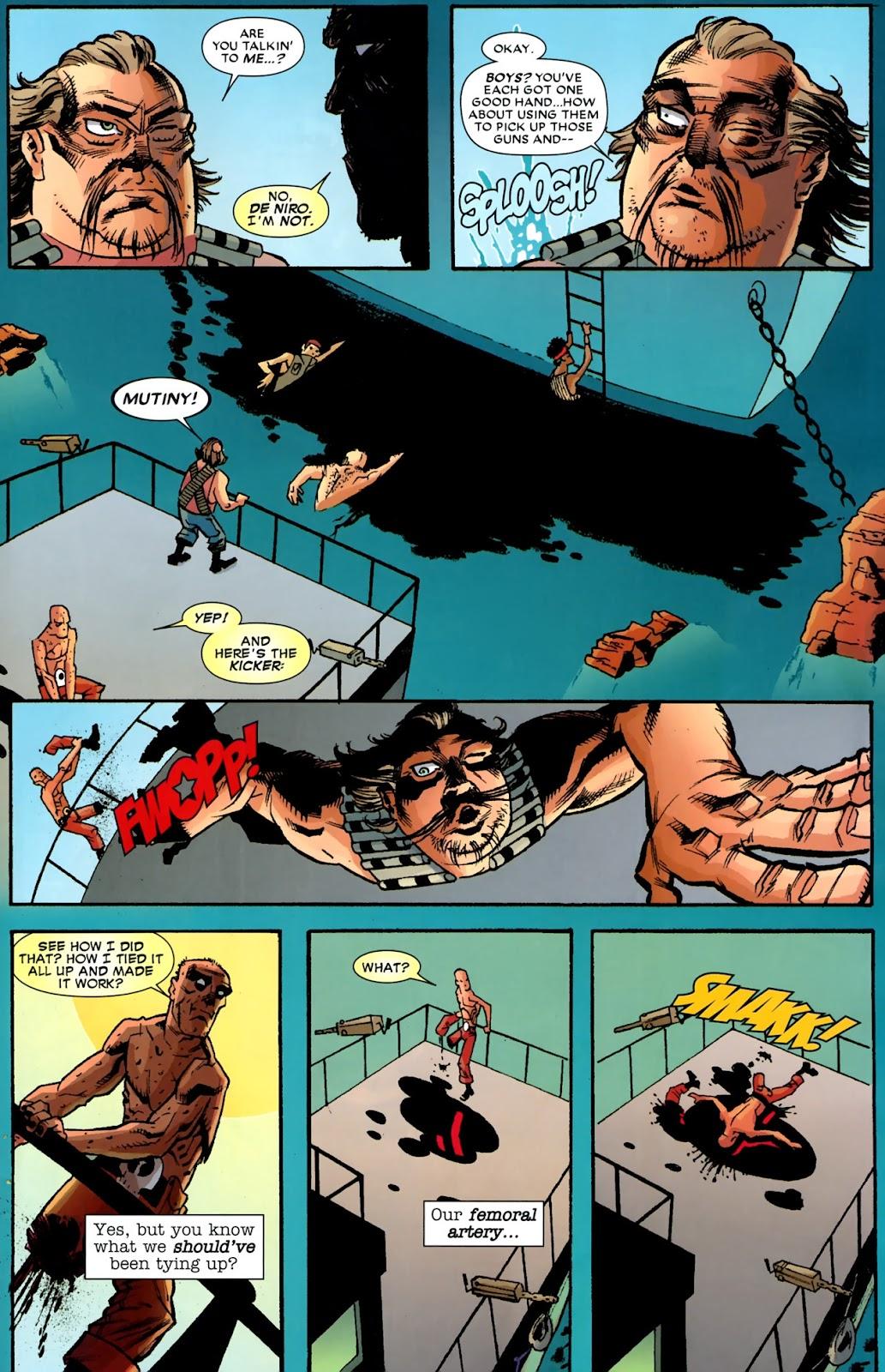 Read online Deadpool (2008) comic -  Issue #14 - 15