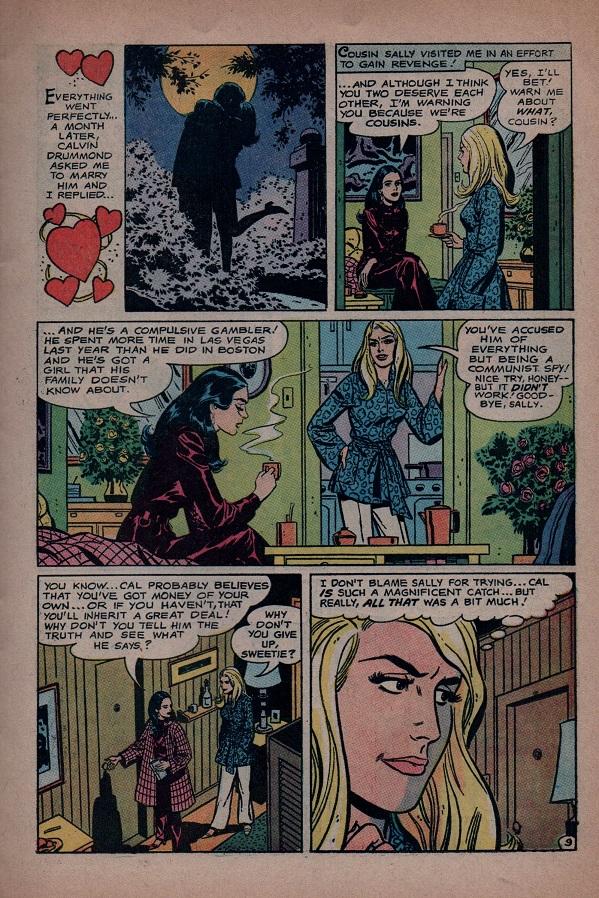 Read online Secret Hearts comic -  Issue #145 - 11