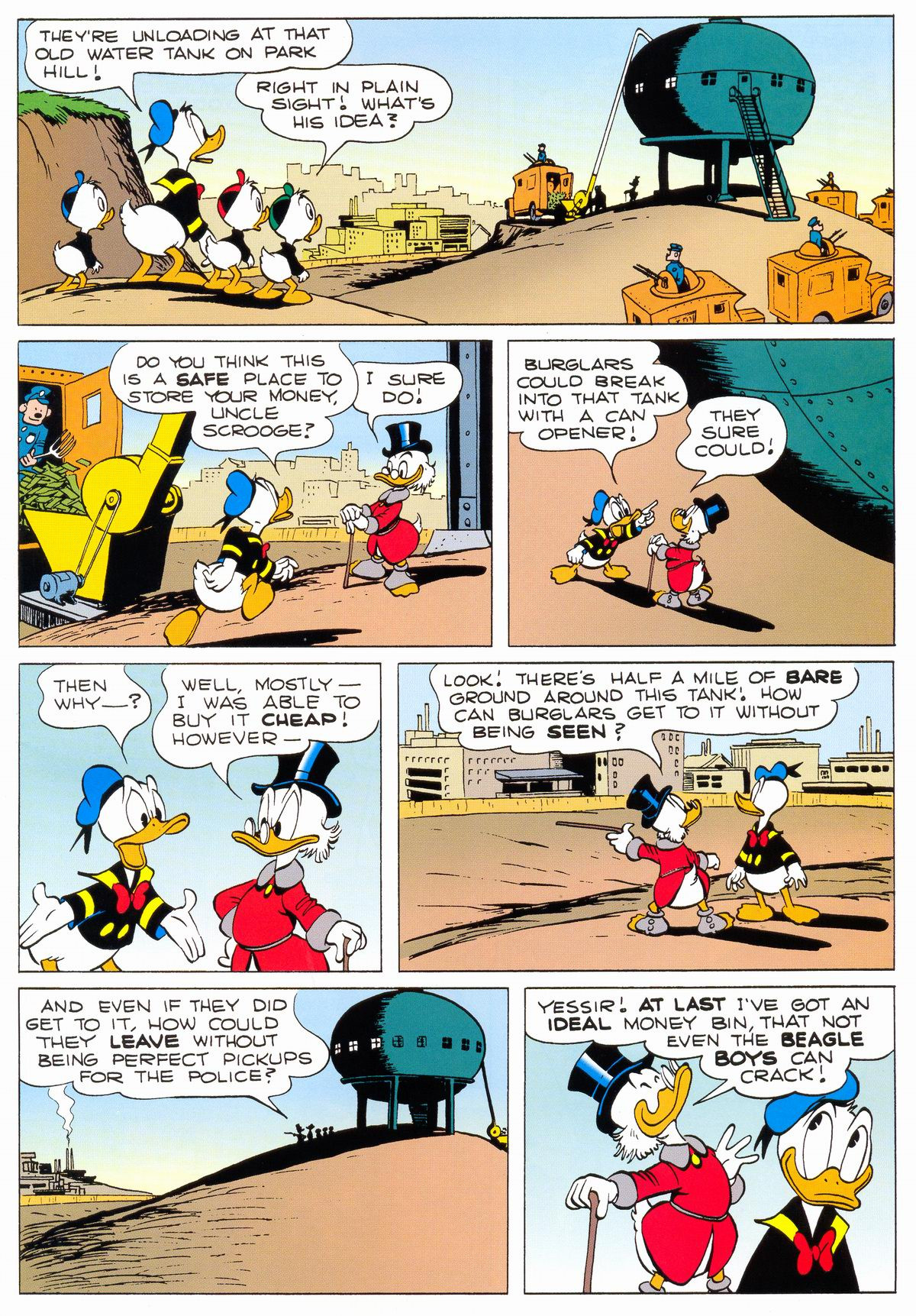Read online Uncle Scrooge (1953) comic -  Issue #324 - 27