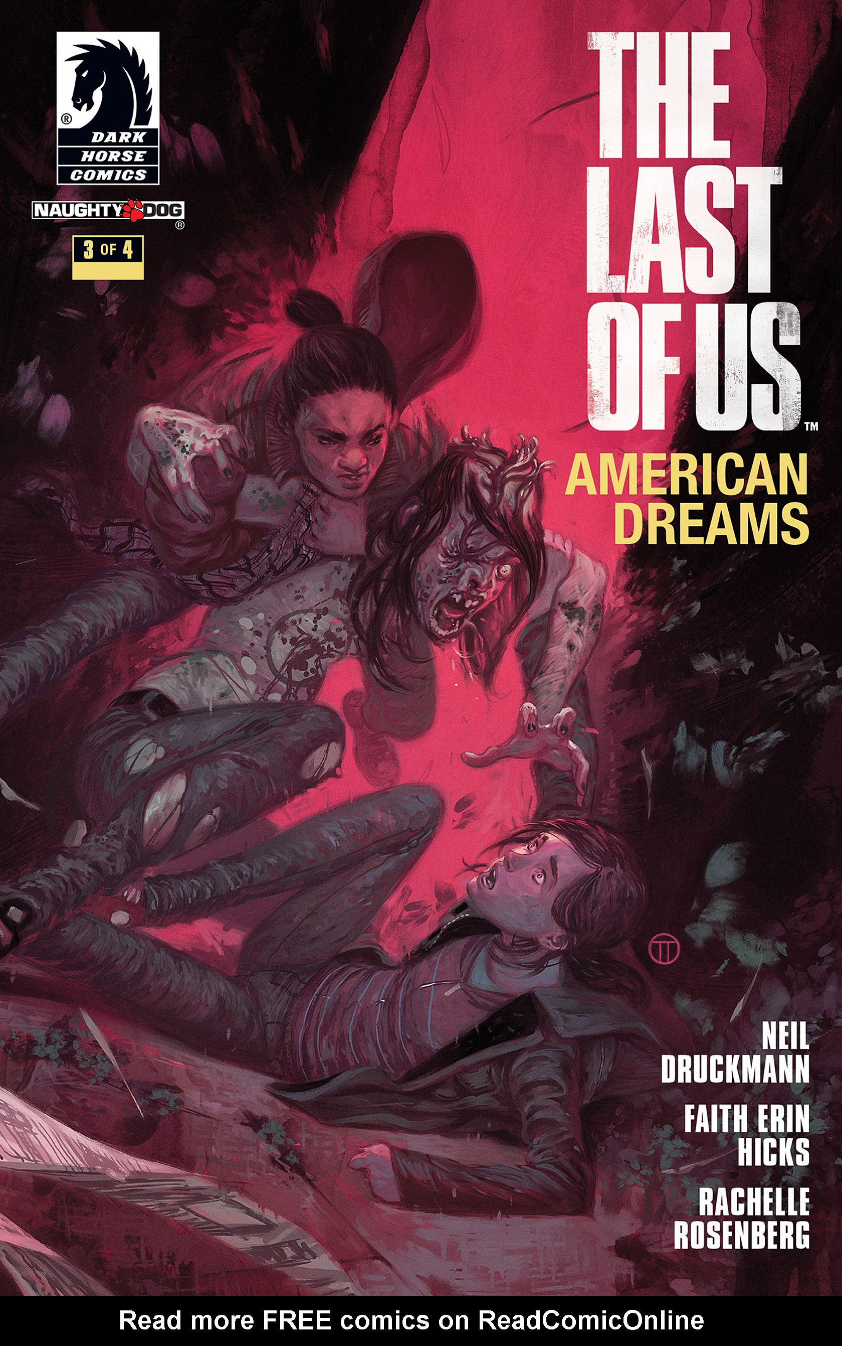 The Last of Us: American Dreams 3 Page 1