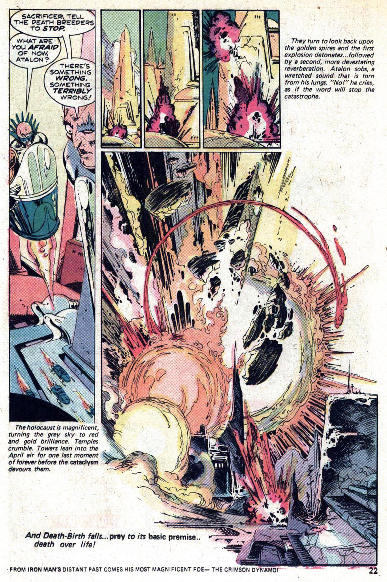 Read online Amazing Adventures (1970) comic -  Issue #29 - 24