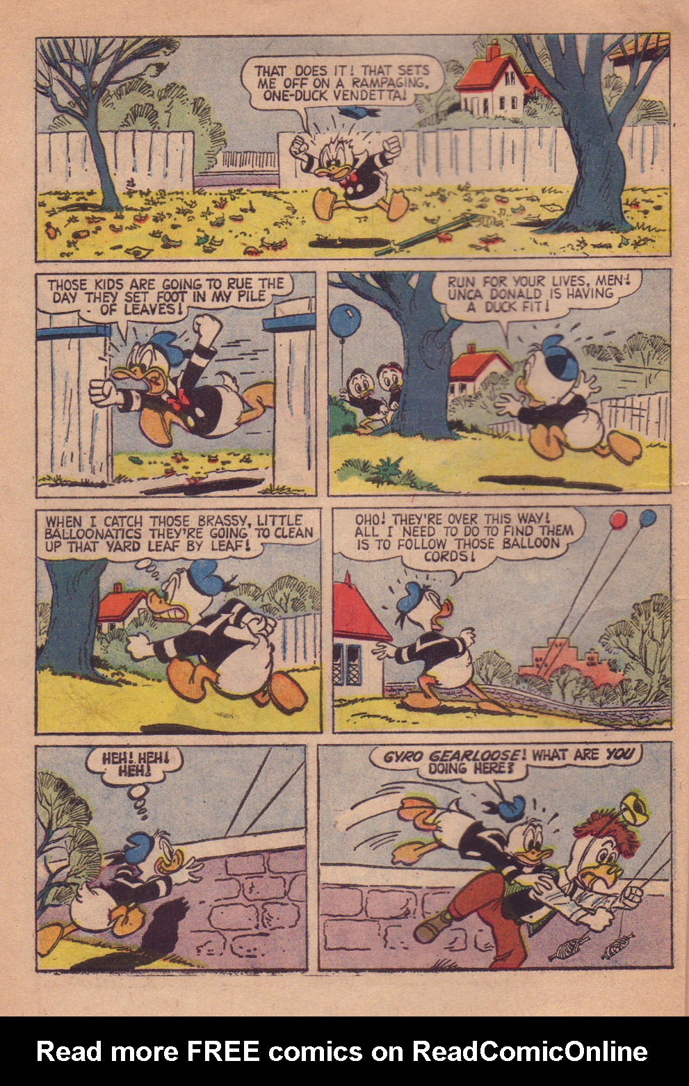 Walt Disney's Comics and Stories issue 242 - Page 6