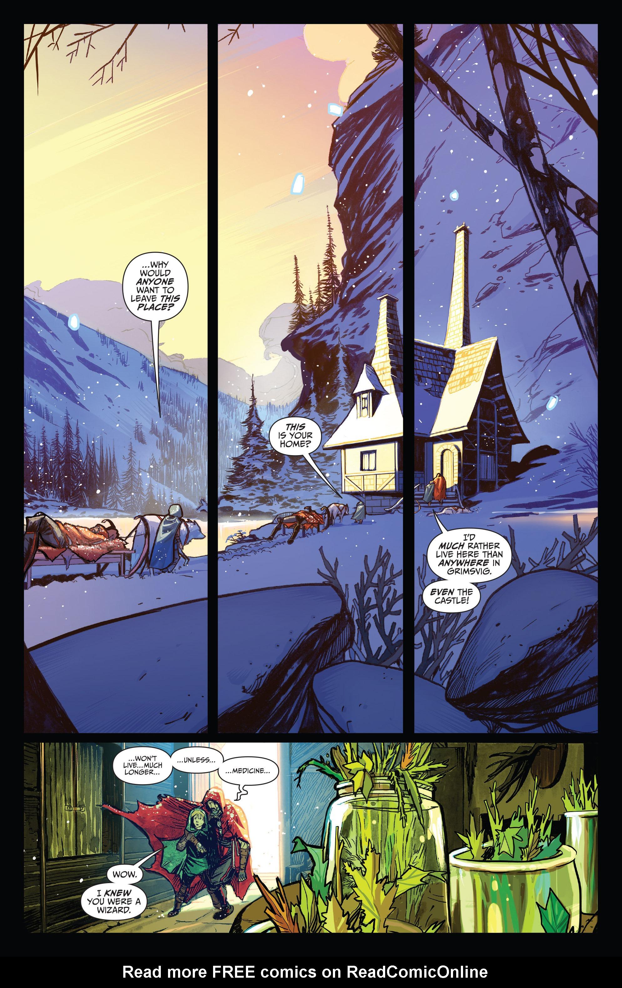 Read online Klaus comic -  Issue #6 - 4
