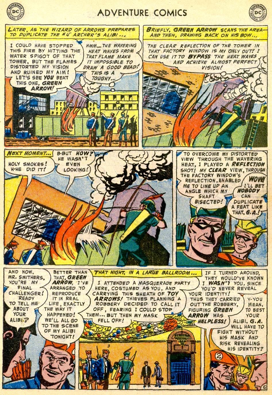 Read online Adventure Comics (1938) comic -  Issue #192 - 39