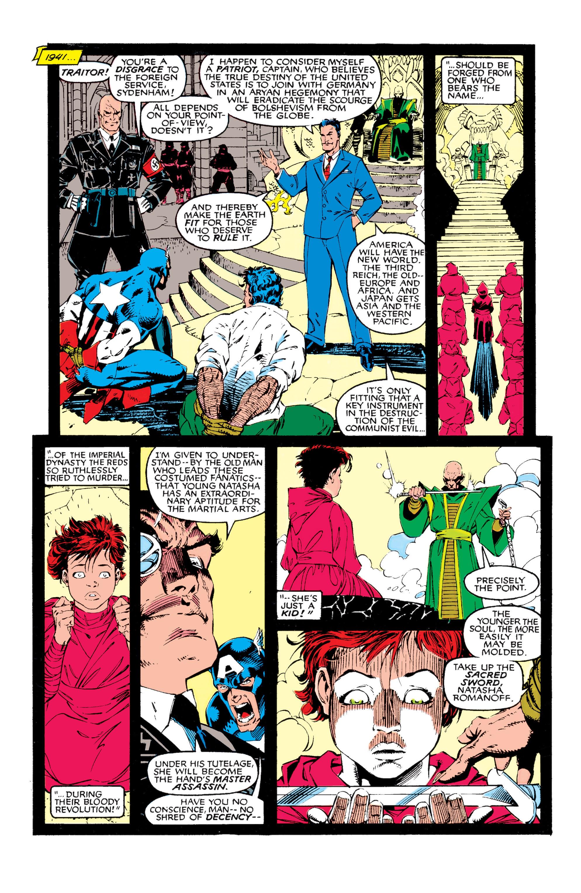 Read online Uncanny X-Men (1963) comic -  Issue #268 - 17