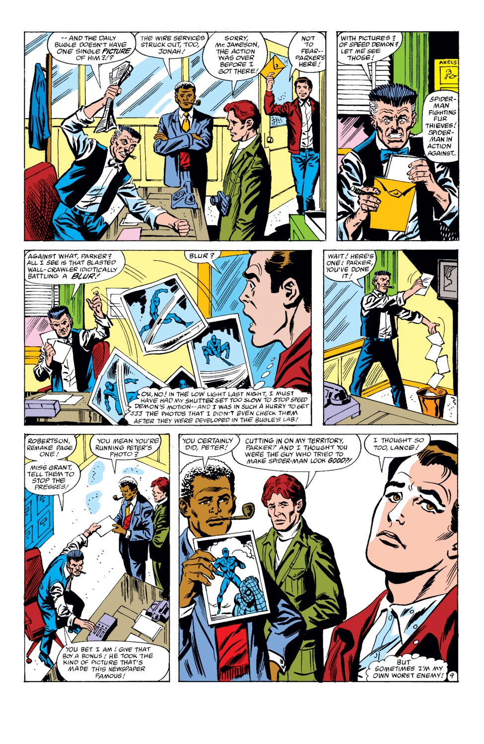 The Amazing Spider-Man (1963) 222 Page 9