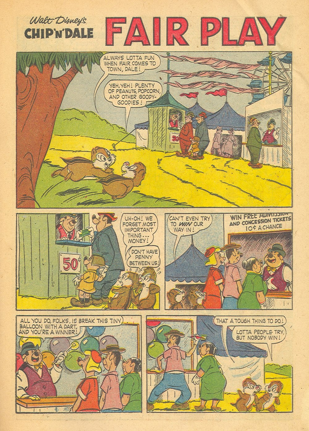 Walt Disneys Chip N Dale issue 21 - Page 27
