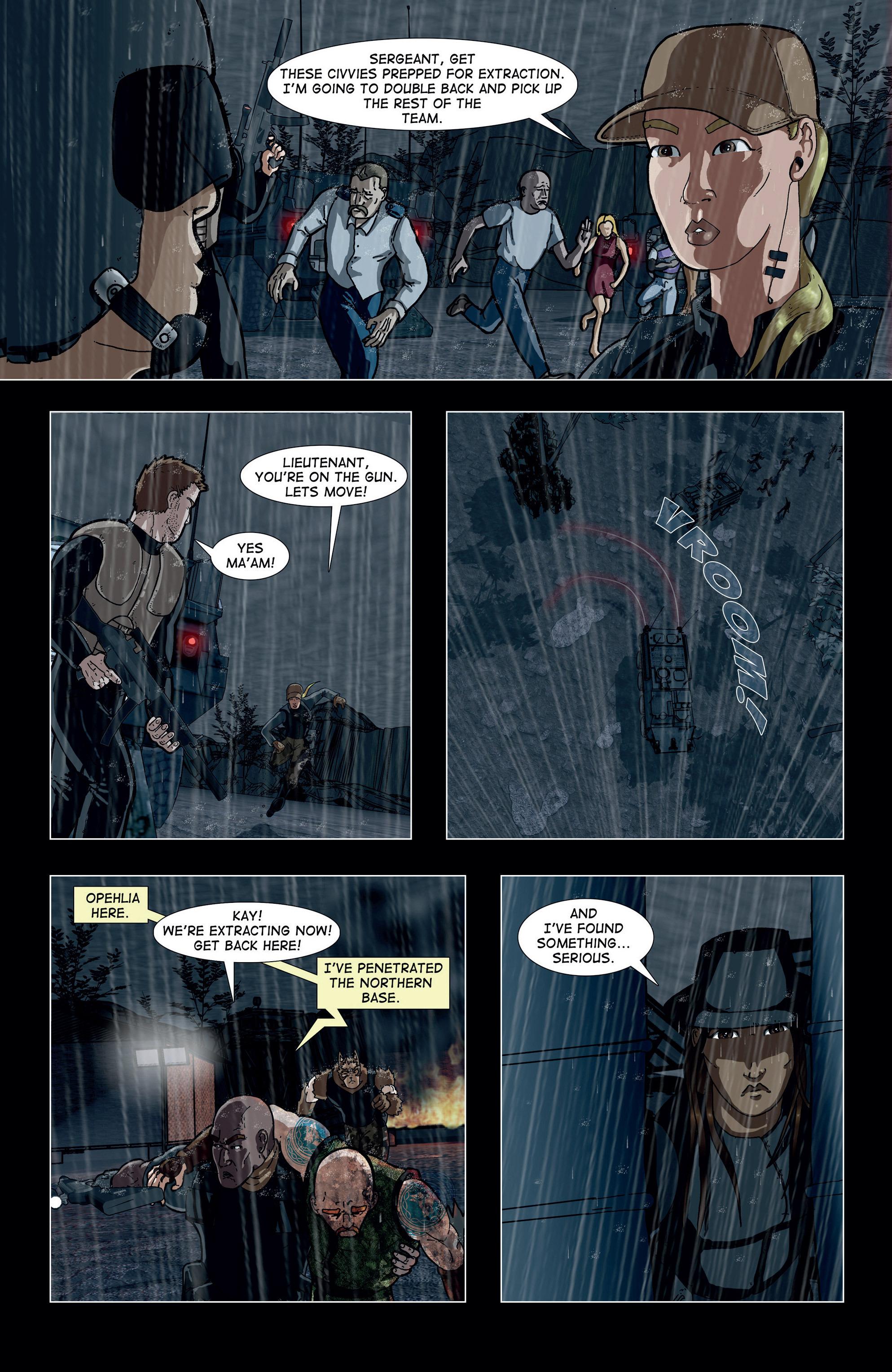 Read online Vanguard (2015) comic -  Issue #2 - 19
