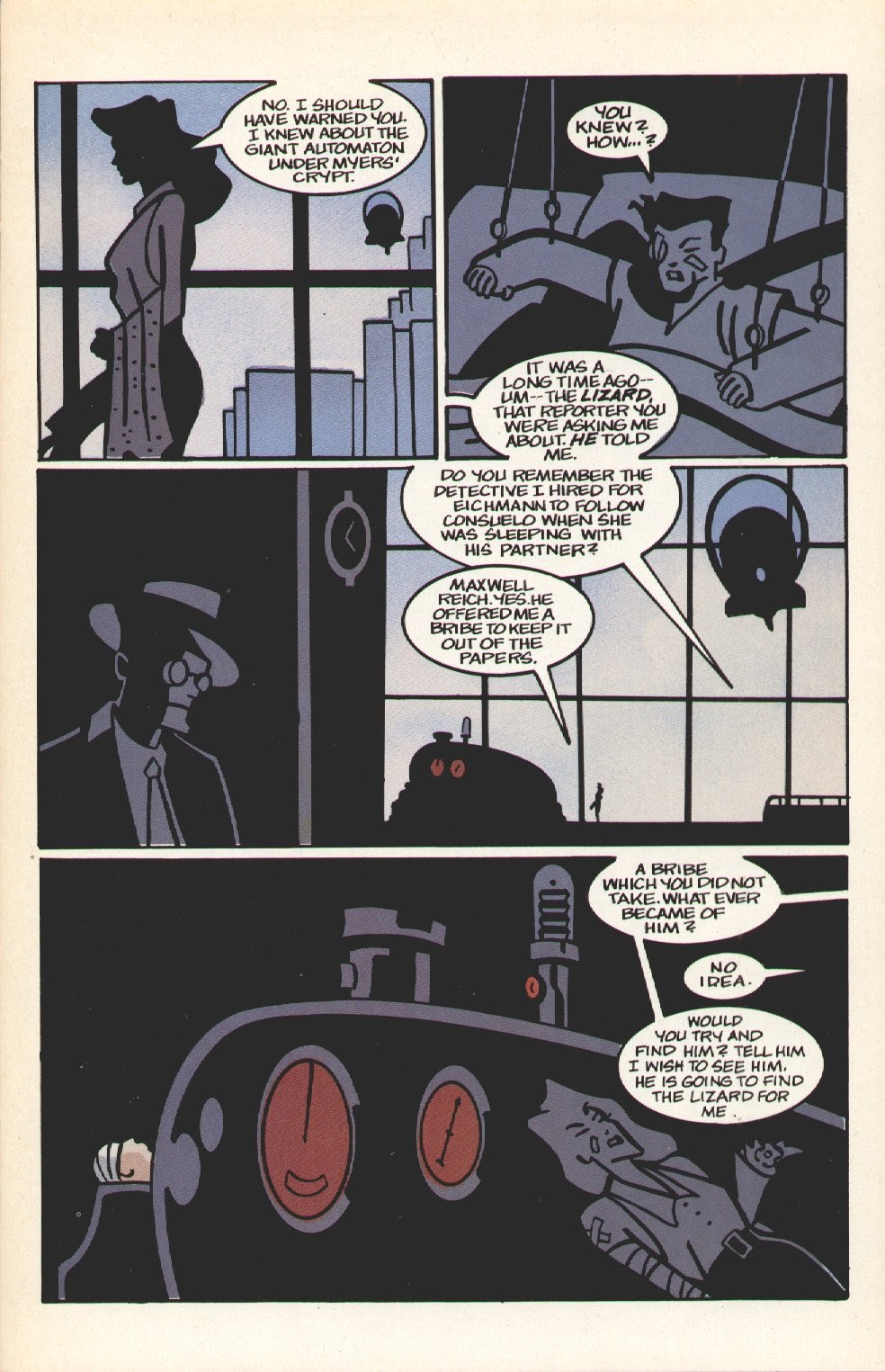 Mister X issue 11 - Page 7