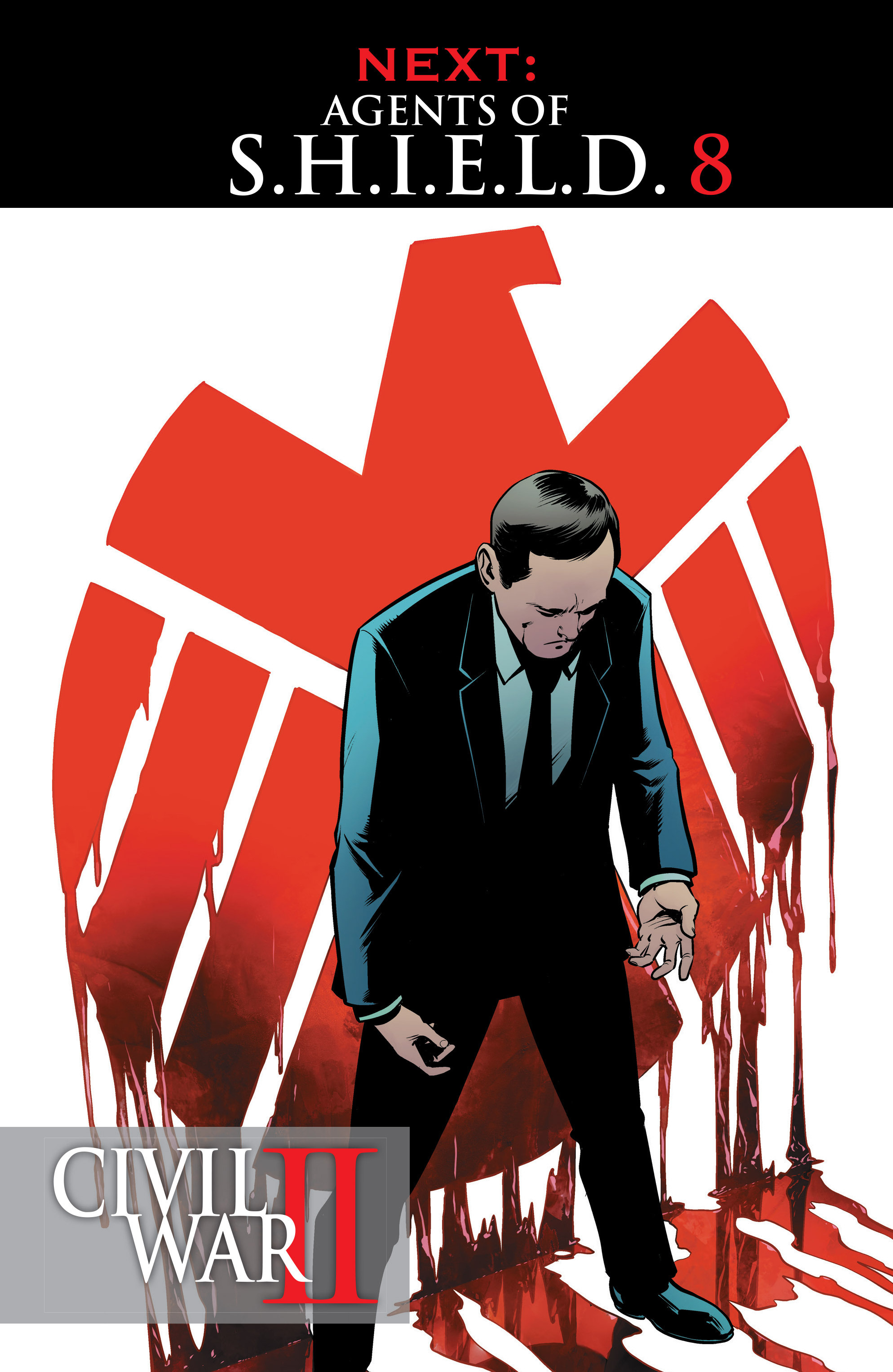 Read online Agents of S.H.I.E.L.D. comic -  Issue #7 - 21