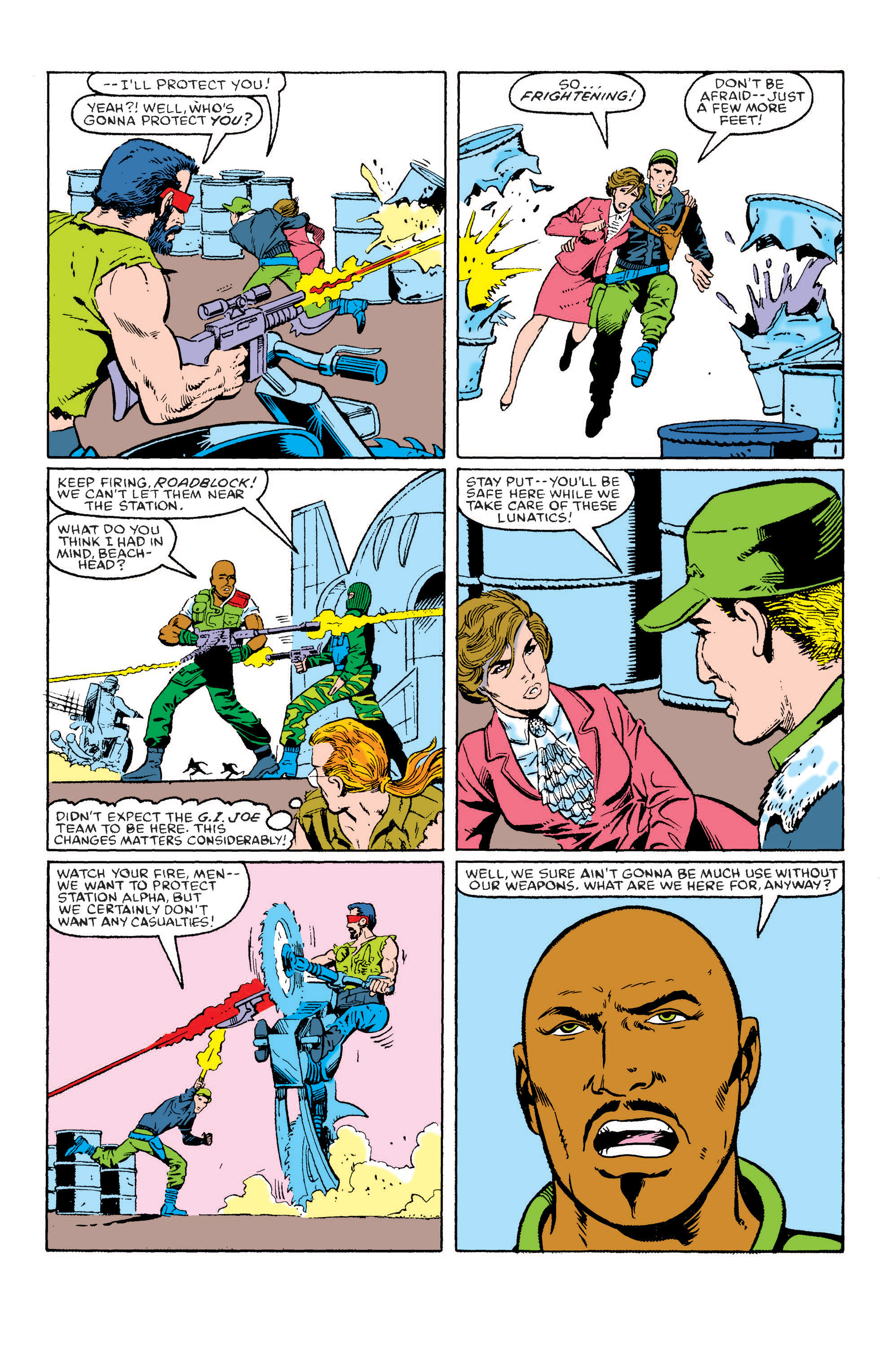 Read online G.I. Joe: A Real American Hero comic -  Issue #239 - 30