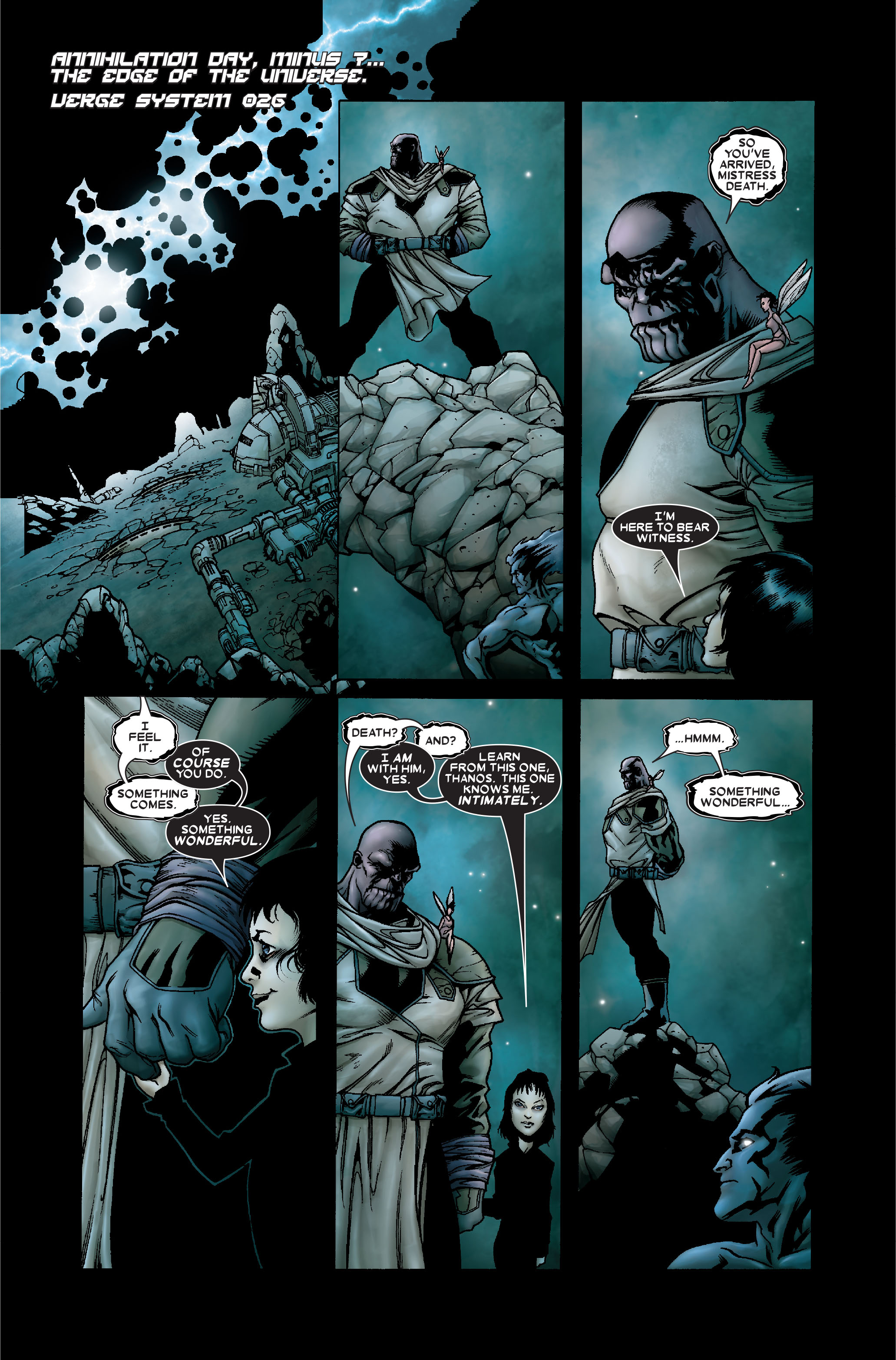 Read online Annihilation: Prologue comic -  Issue #Annihilation: Prologue Full - 2