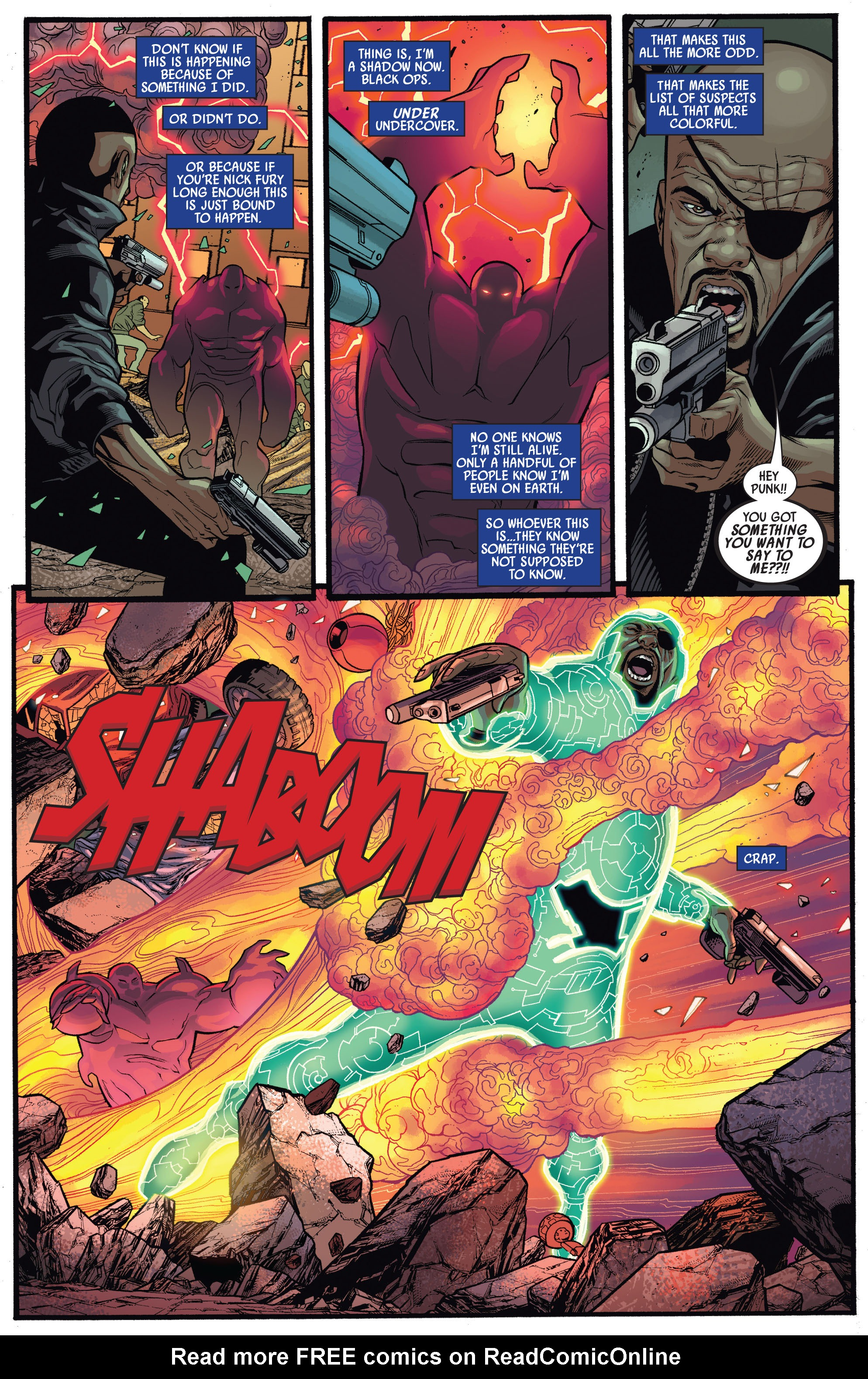 Read online Ultimate Comics Doomsday comic -  Issue # Full - 27