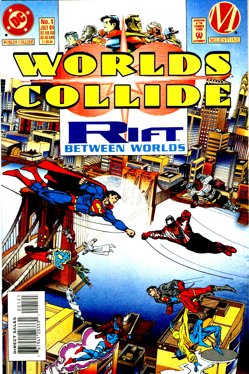 Read online Worlds Collide comic -  Issue # Full - 1
