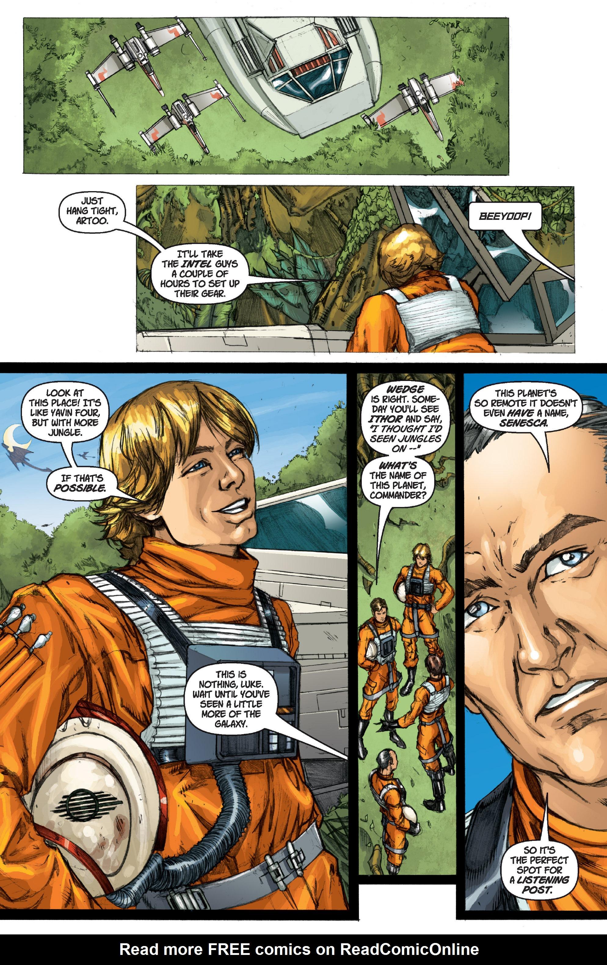 Read online Star Wars Omnibus comic -  Issue # Vol. 20 - 8