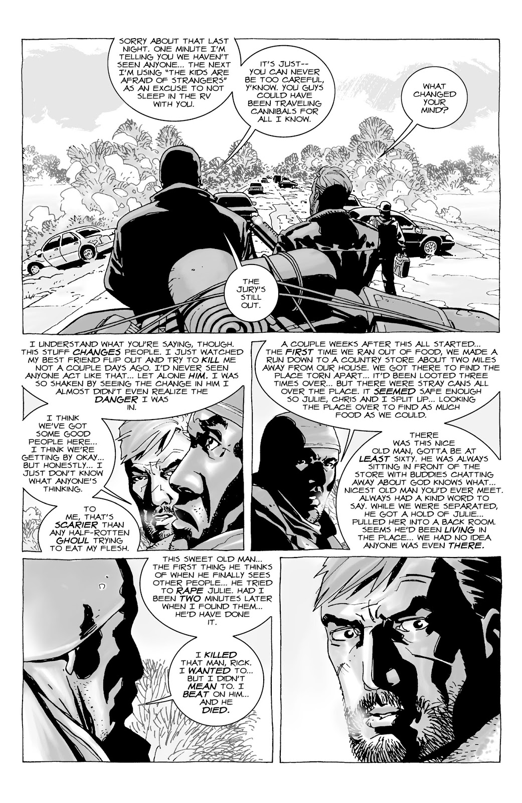The Walking Dead issue Special - Tyreese Special - Page 22