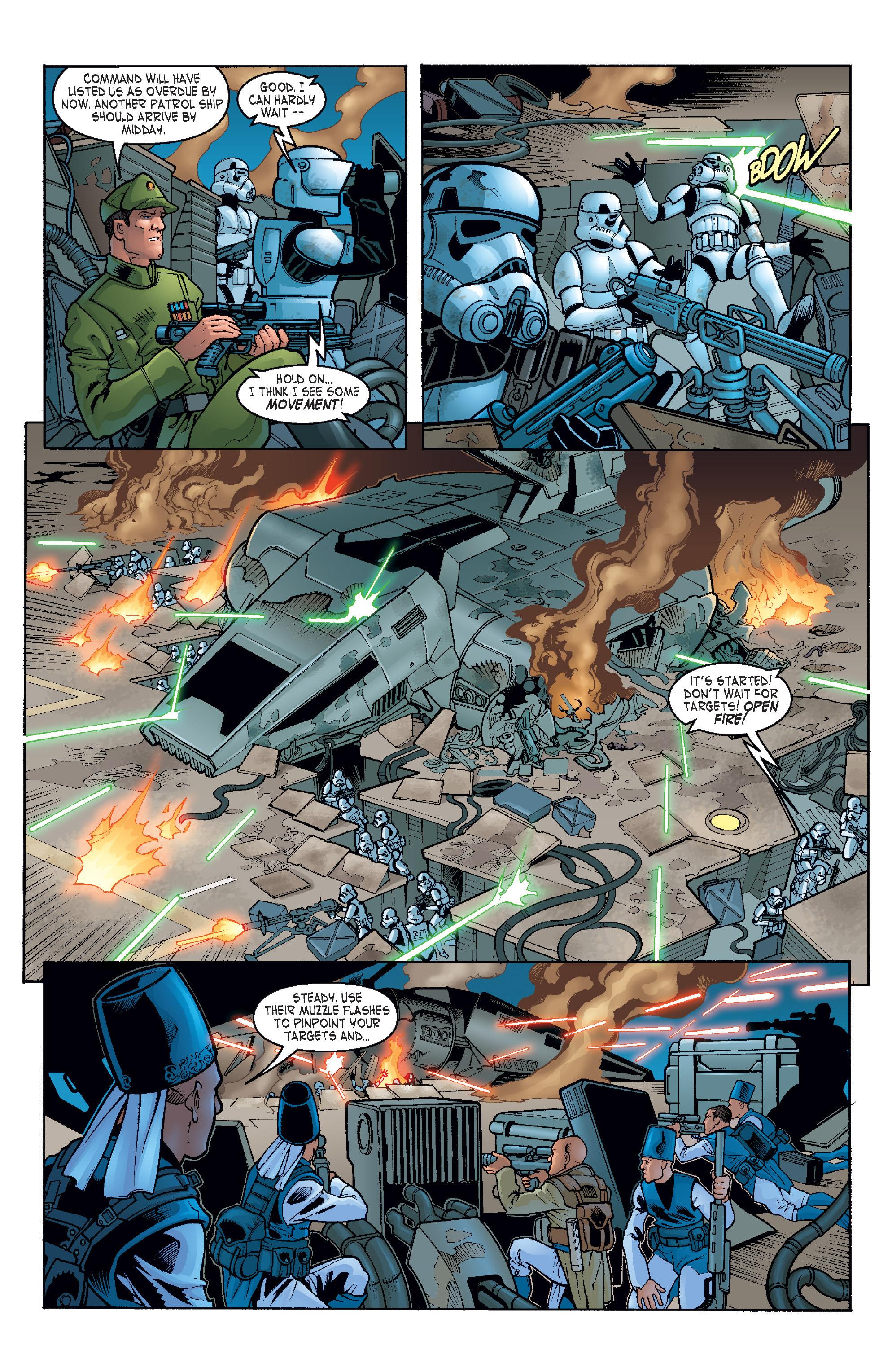 Read online Star Wars Omnibus comic -  Issue # Vol. 17 - 135