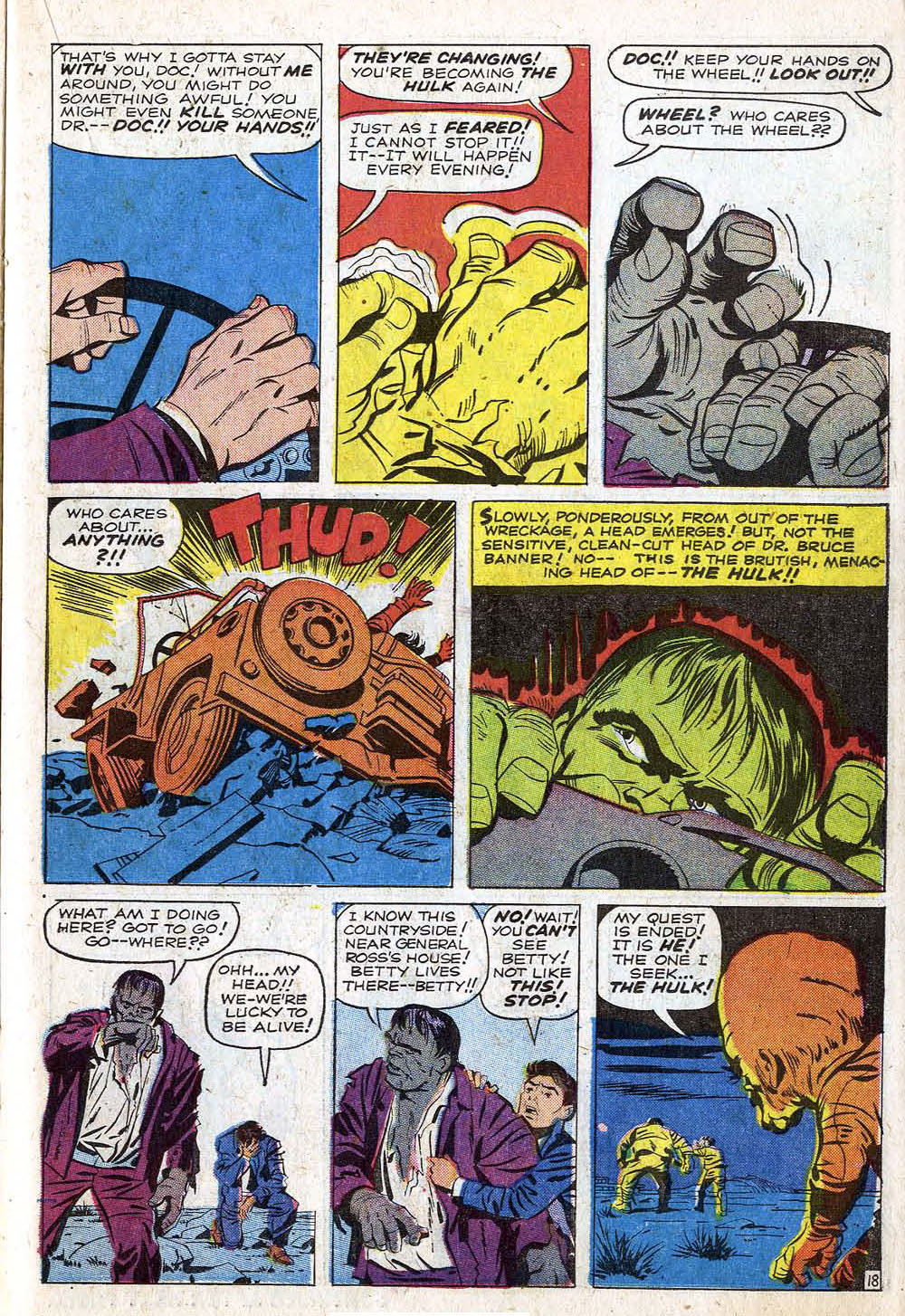 The Incredible Hulk (1962) issue 1 - Page 23