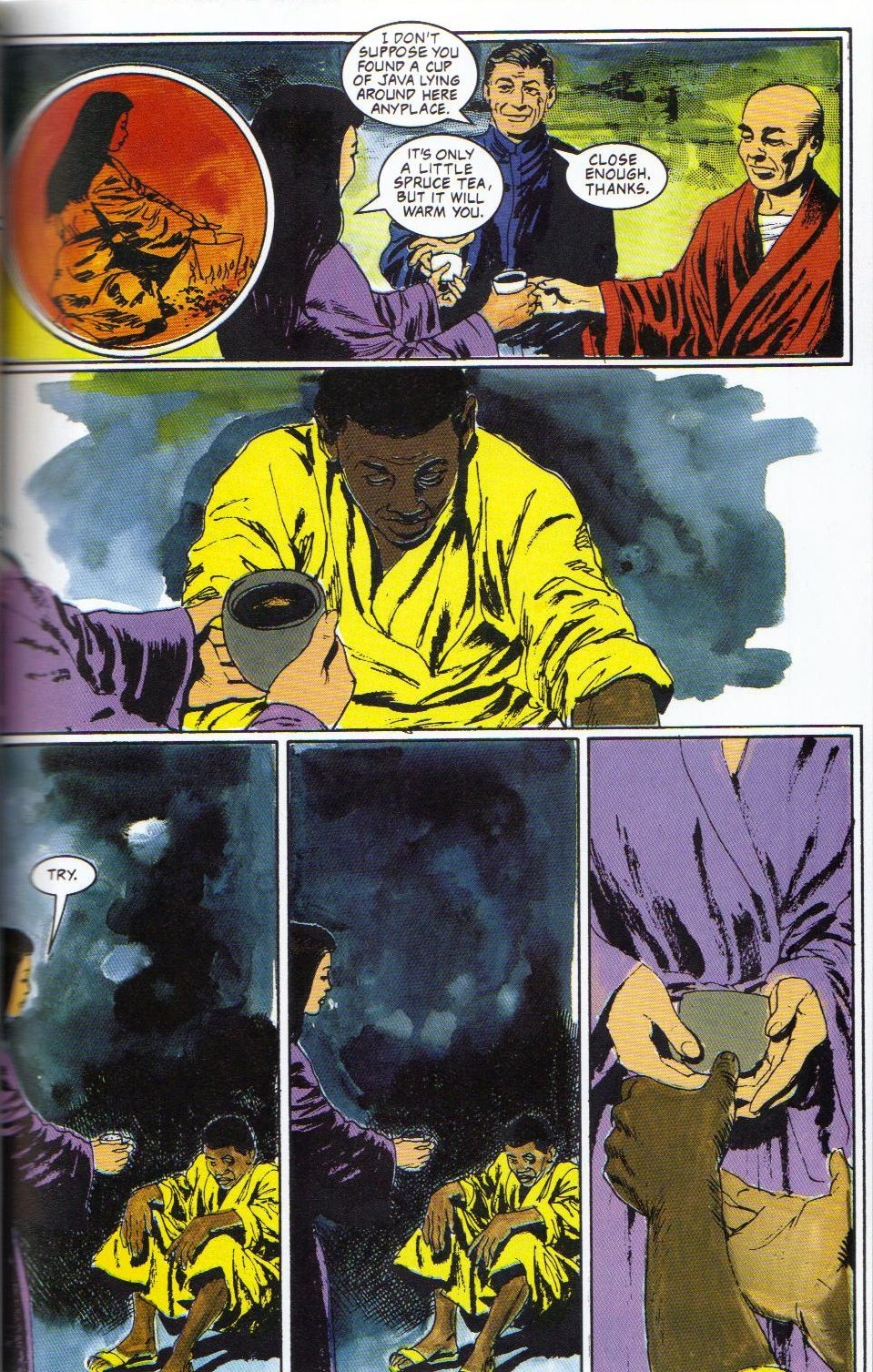 Read online Shado: Song of the Dragon comic -  Issue #2 - 23