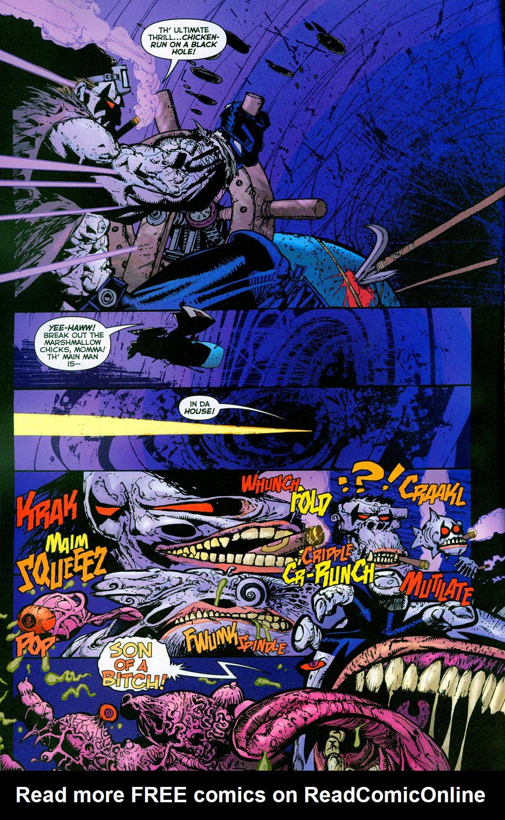 Read online The Authority/Lobo: Spring Break Massacre comic -  Issue # Full - 23