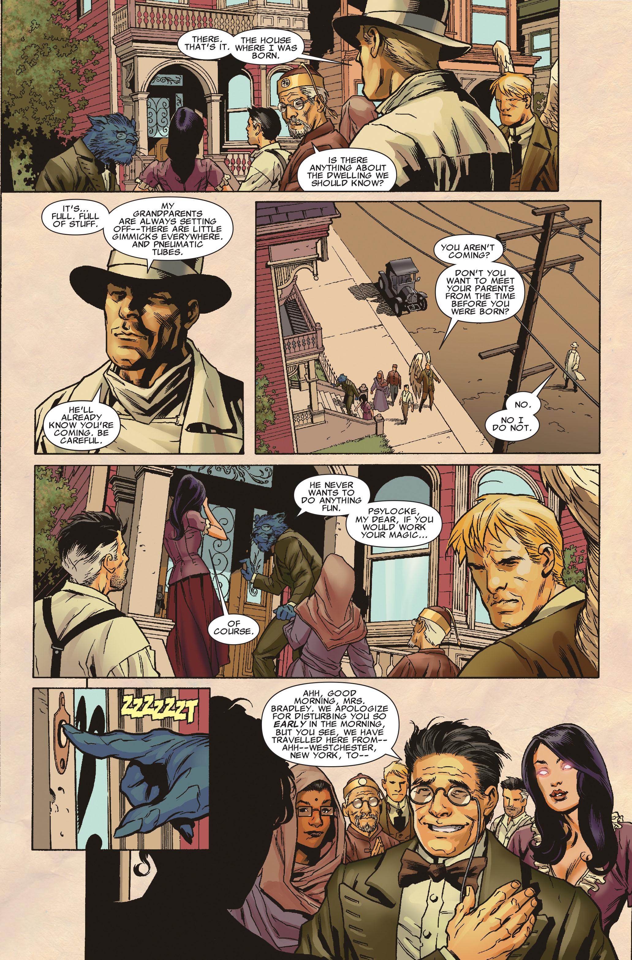 Read online Uncanny X-Men (1963) comic -  Issue #512 - 11