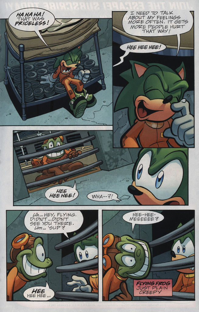 Read online Sonic Universe comic -  Issue #31 - 19