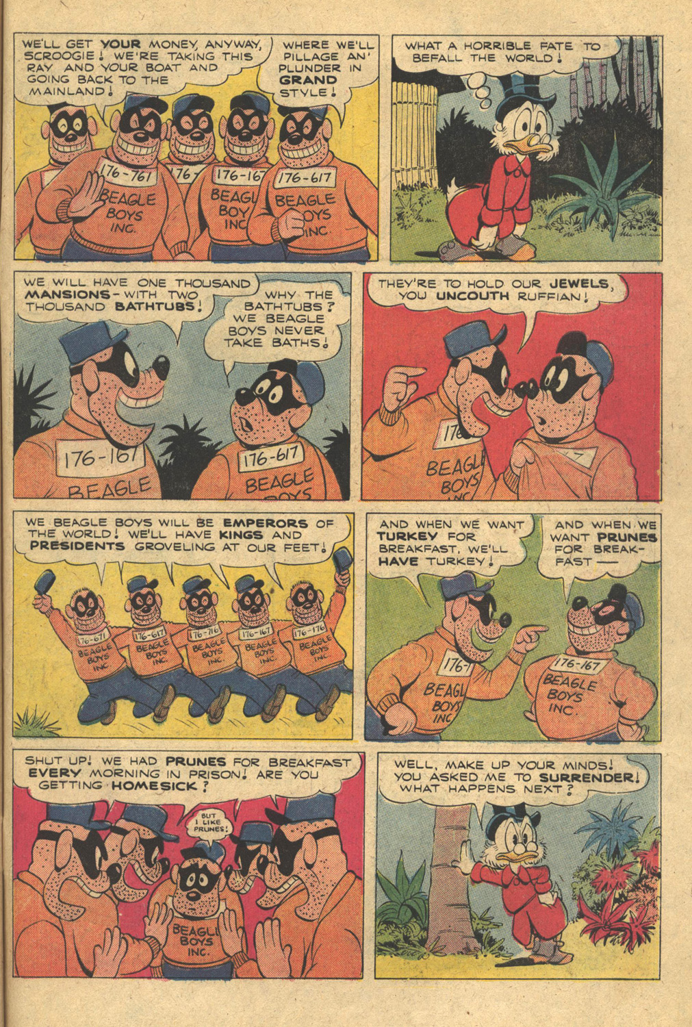 Read online Uncle Scrooge (1953) comic -  Issue #111 - 31