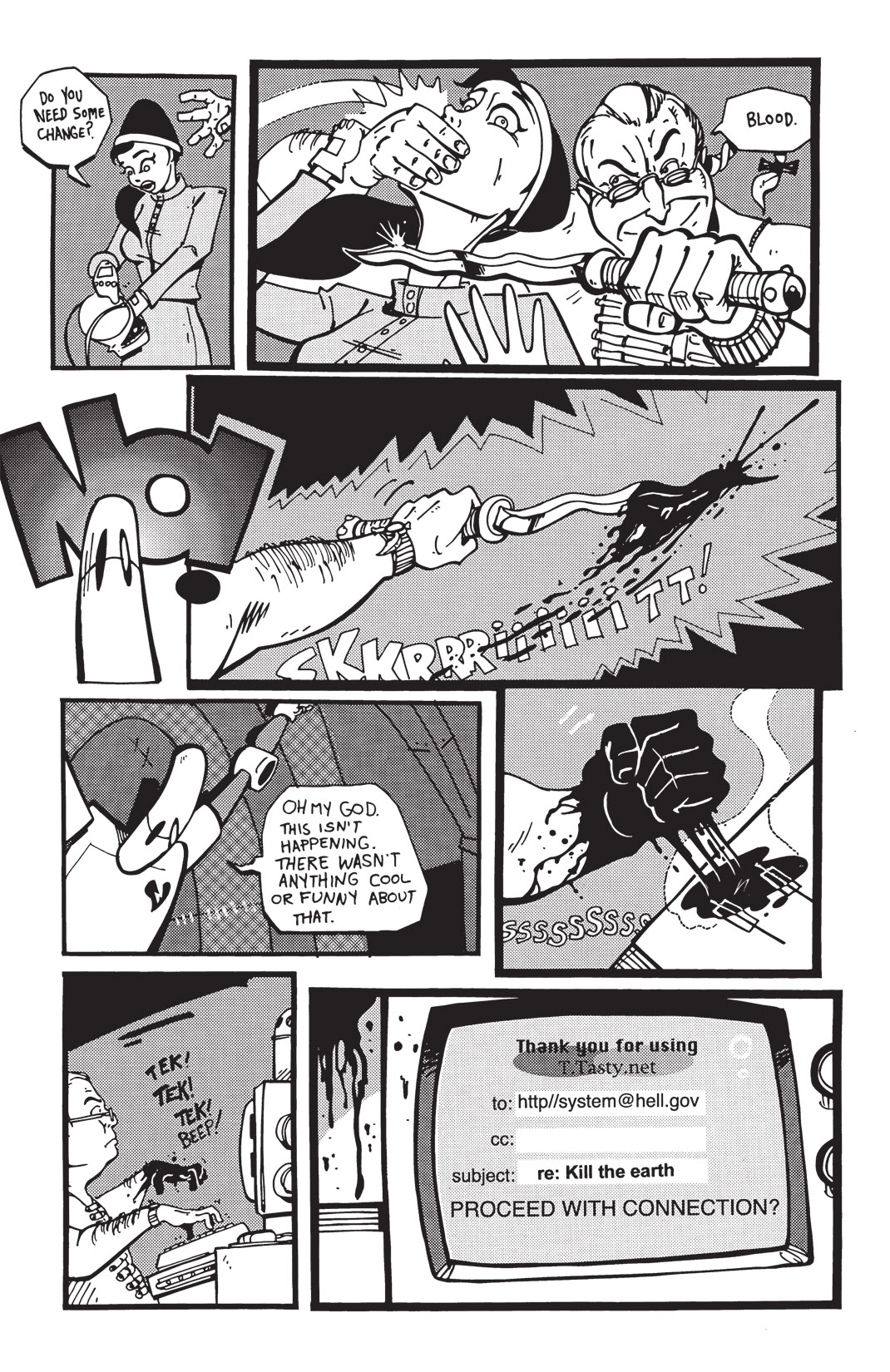 Read online Scud: The Disposable Assassin: The Whole Shebang comic -  Issue # TPB (Part 2) - 161