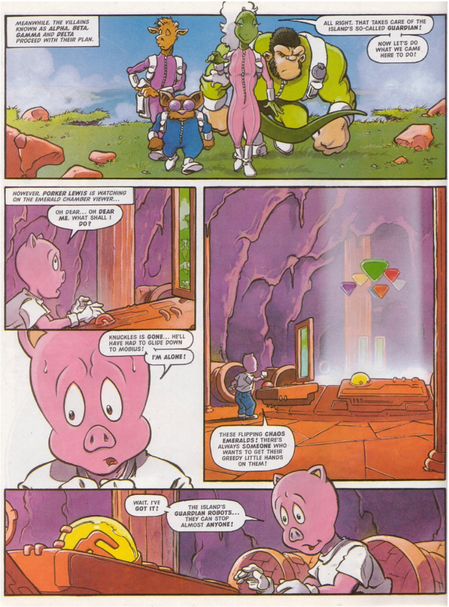 Read online Sonic the Comic comic -  Issue #136 - 13
